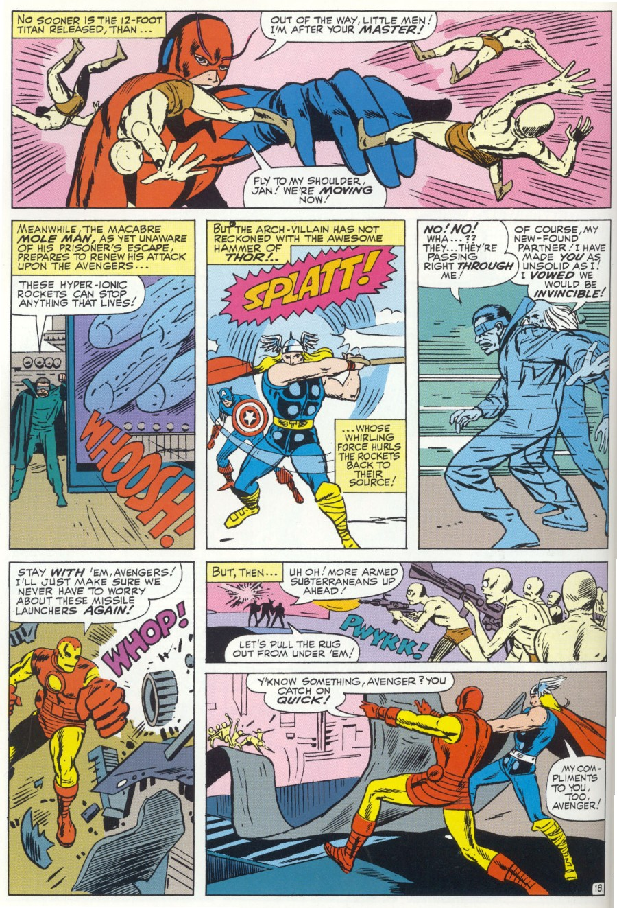 The Avengers (1963) 12 Page 18
