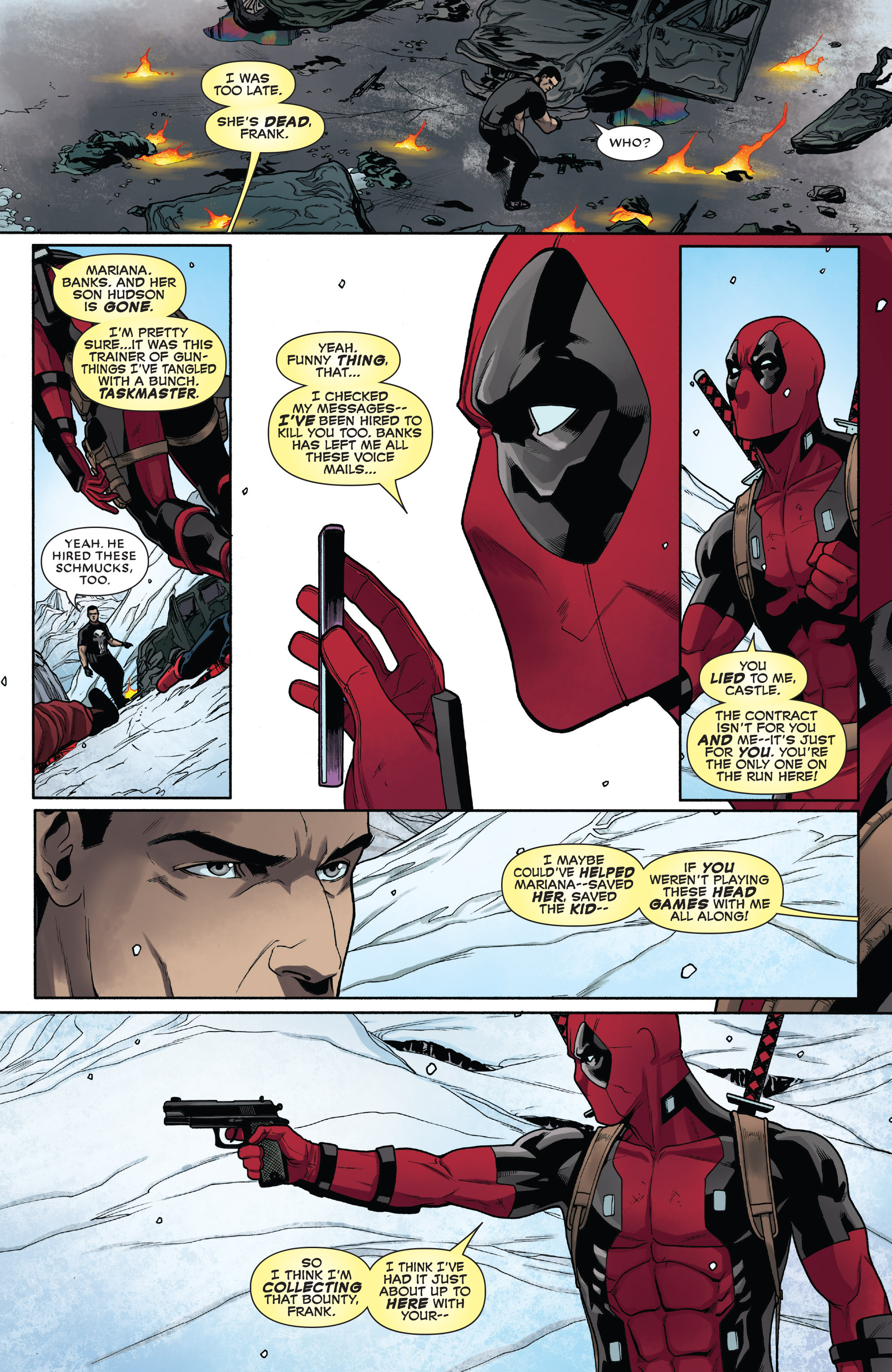 Read online Deadpool vs. The Punisher comic -  Issue #3 - 20