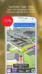 Sygic GPS Navigation & Maps 15 3 7 APK Full Cracked - idealuser