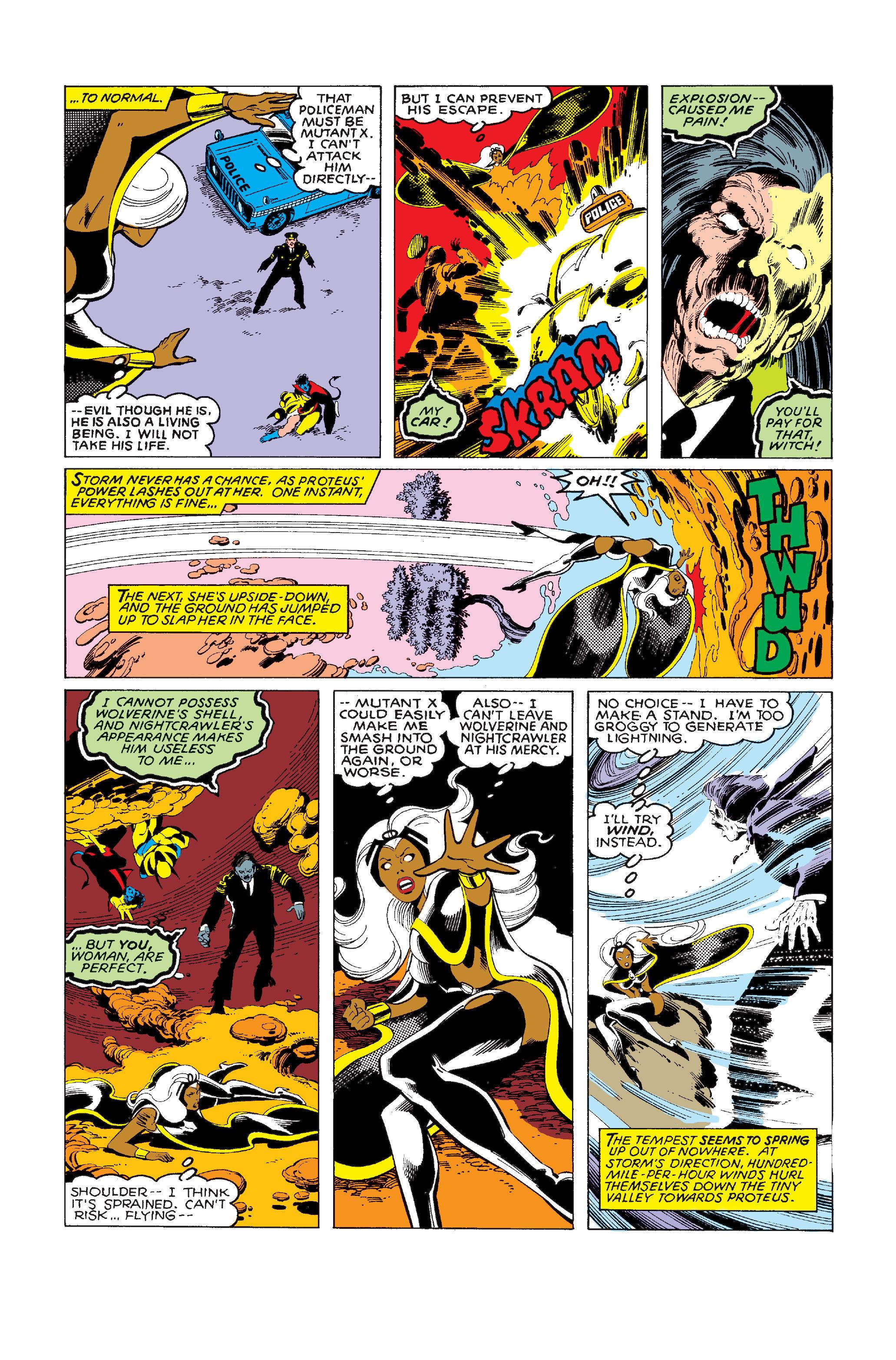 Read online Uncanny X-Men (1963) comic -  Issue #126 - 17