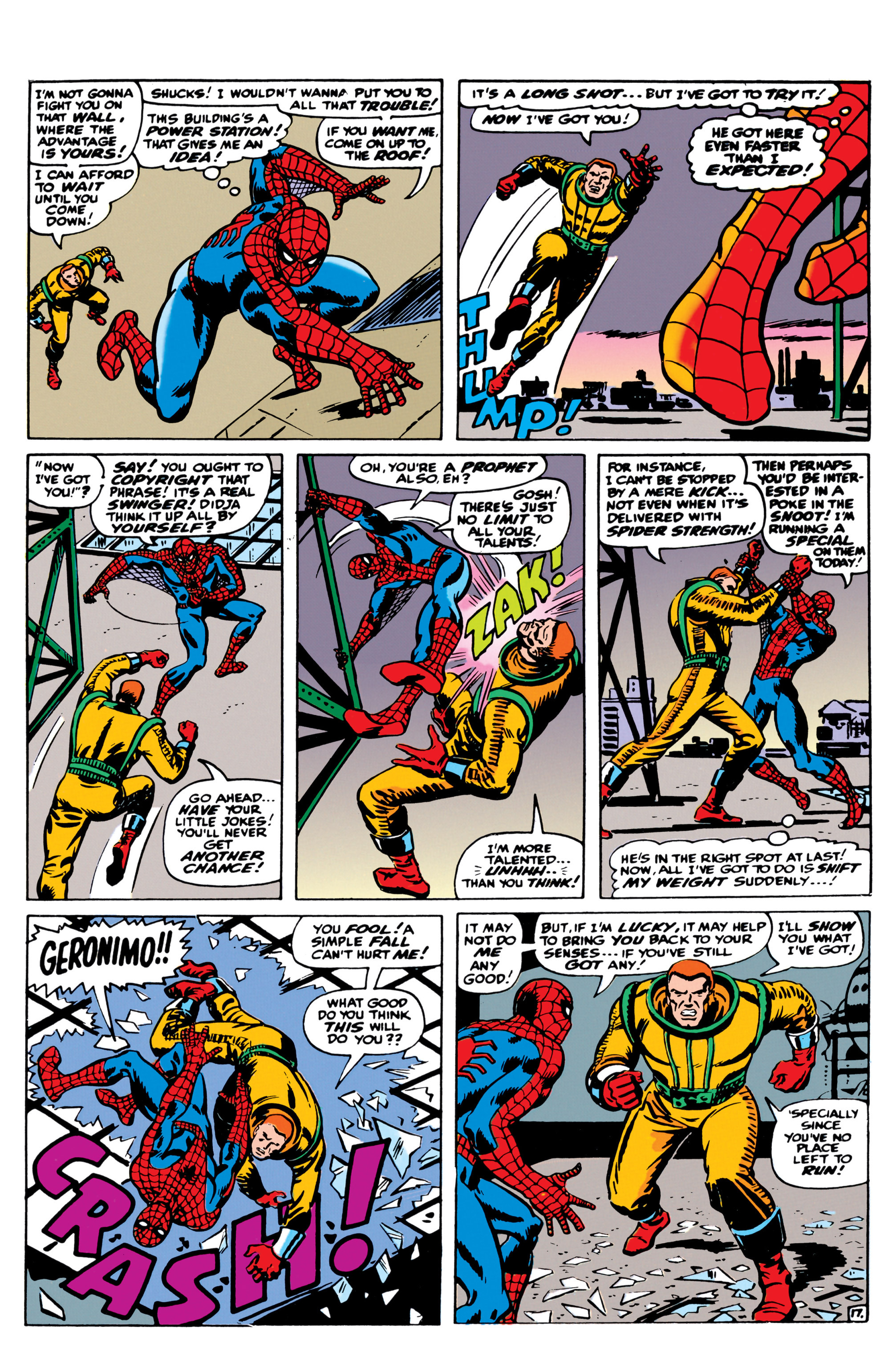 The Amazing Spider-Man (1963) 42 Page 17