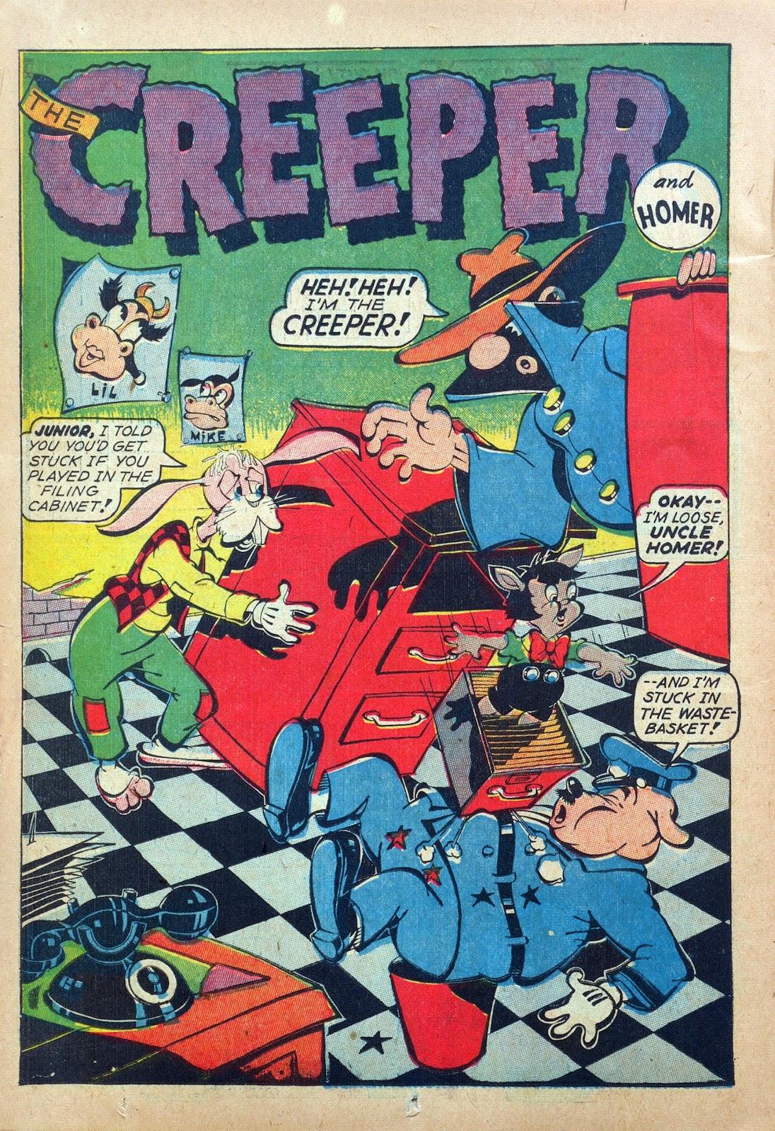 Krazy Komics issue 6 - Page 38