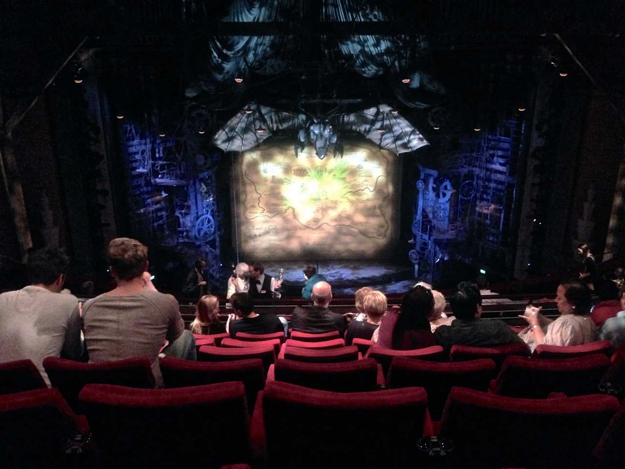 Wicked The Musical in London