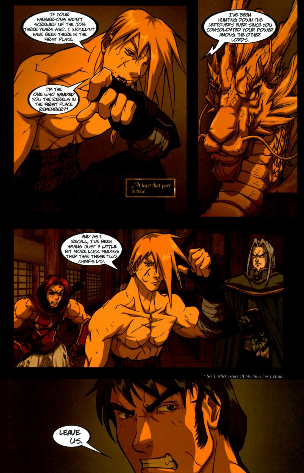 Read online Shidima comic -  Issue #4 - 10