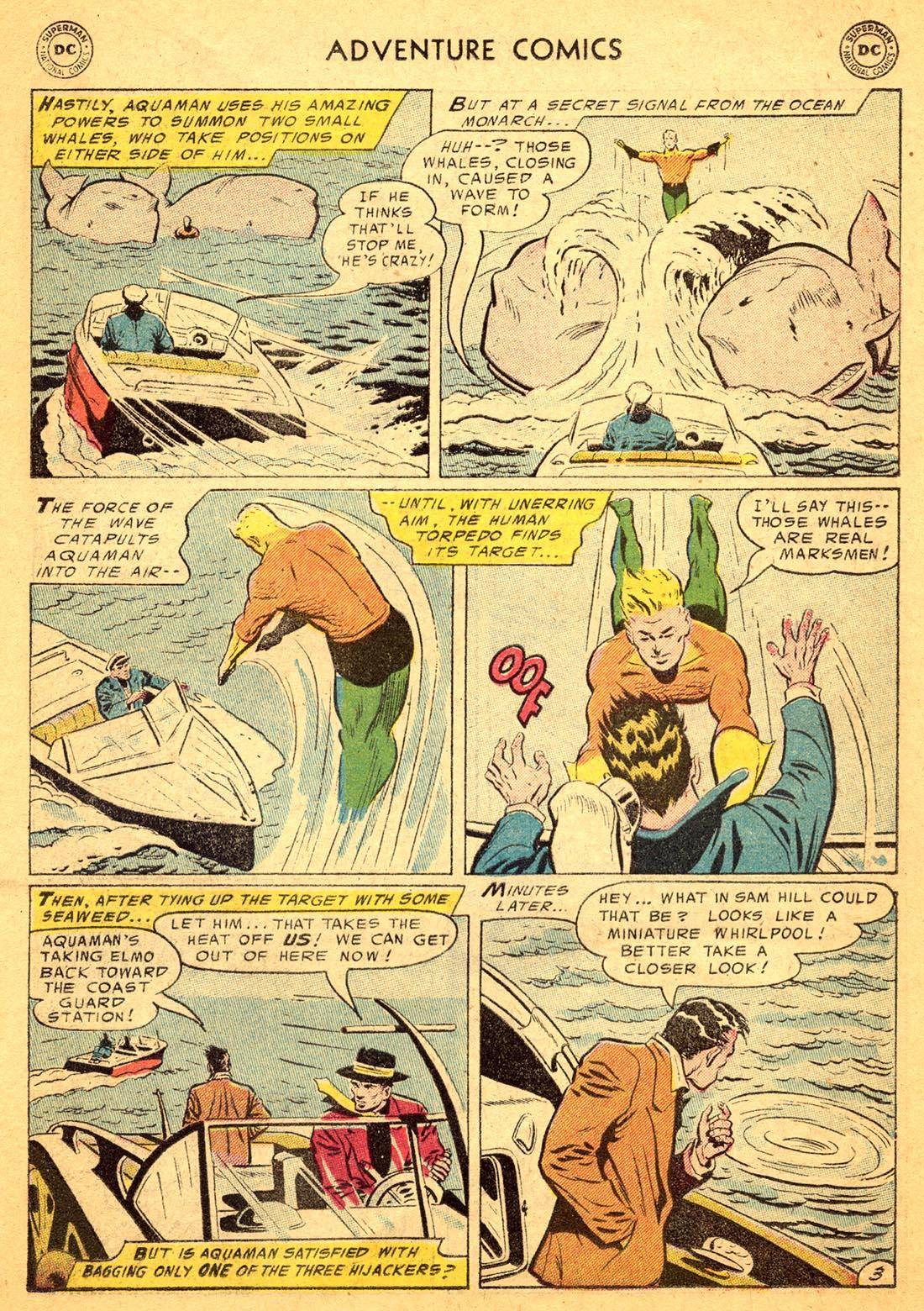 Read online Adventure Comics (1938) comic -  Issue #217 - 19