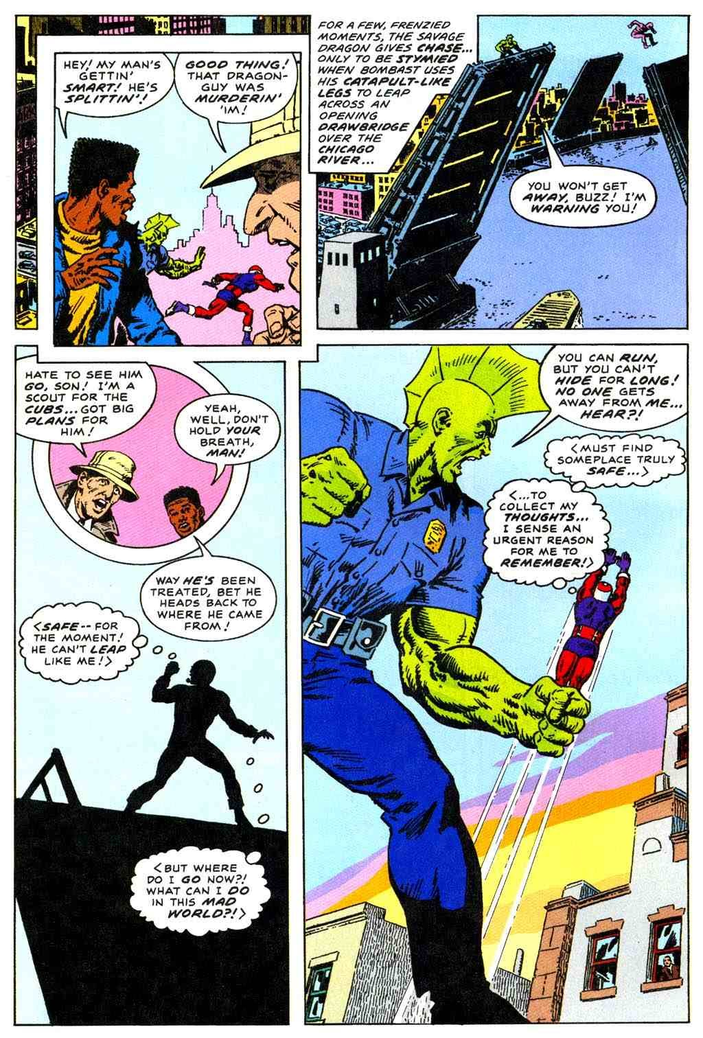 Read online Bombast comic -  Issue # Full - 18