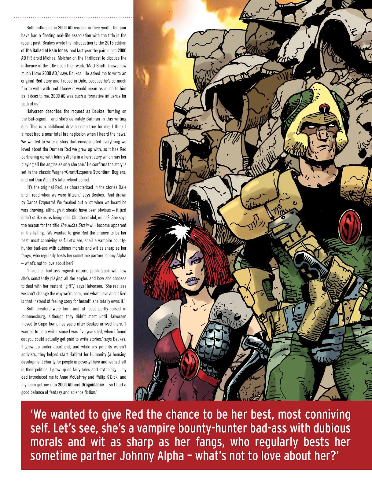 Judge Dredd Megazine (Vol. 5) Issue #381 #180 - English 35