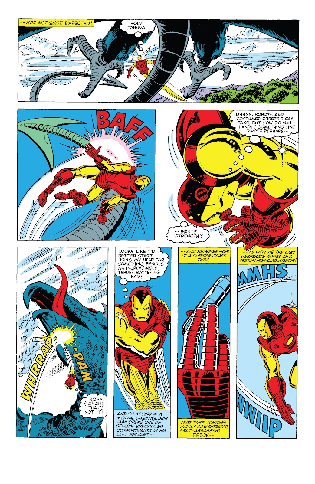 Read online Marvel Tales: Iron Man comic -  Issue # Full - 67