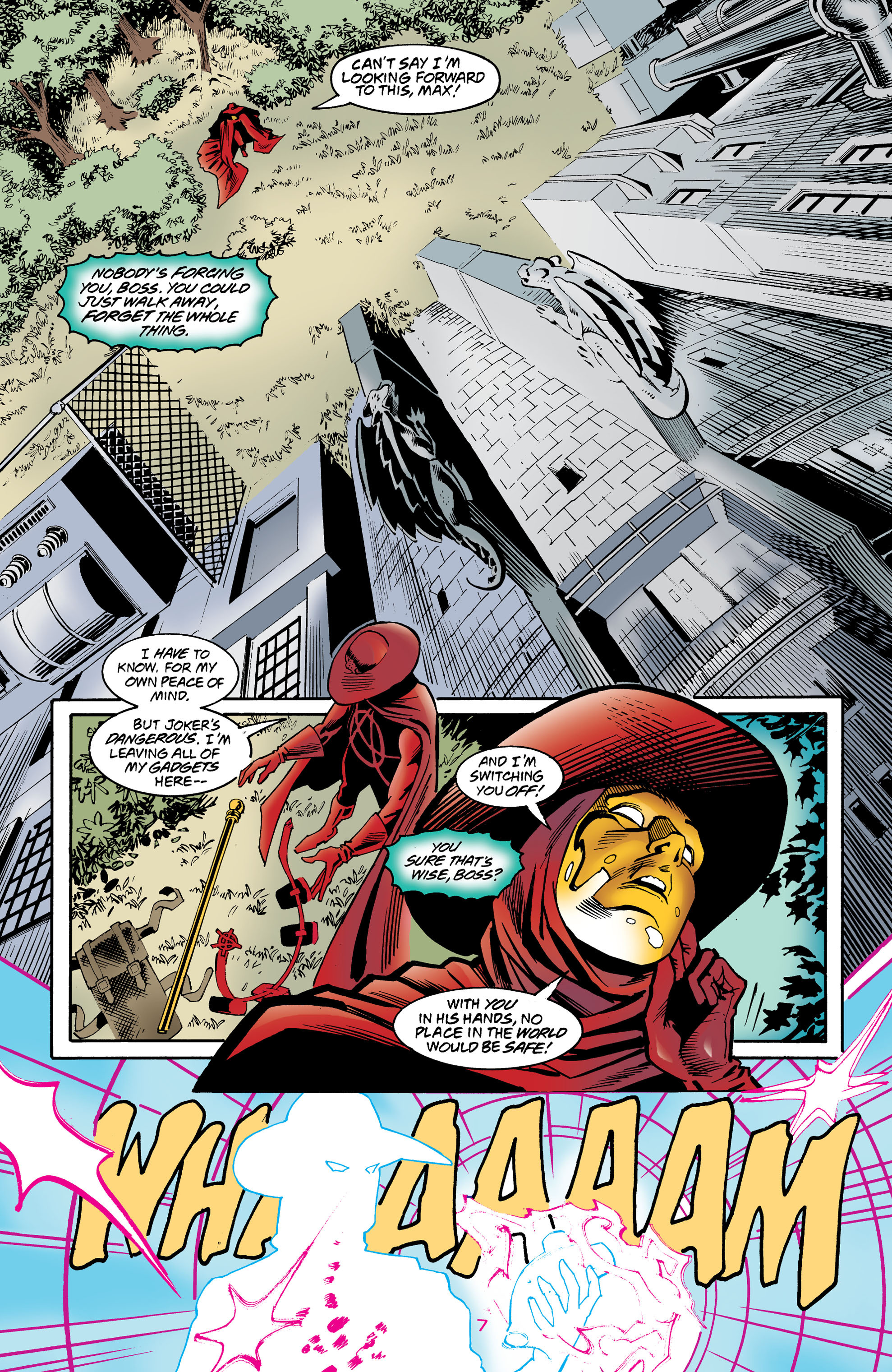 Read online Anarky (1999) comic -  Issue #8 - 8