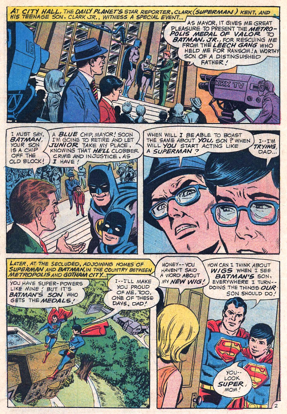 Read online Action Comics (1938) comic -  Issue #391 - 4