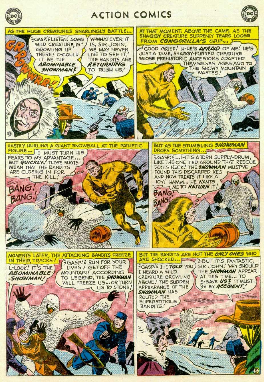 Action Comics (1938) 255 Page 20
