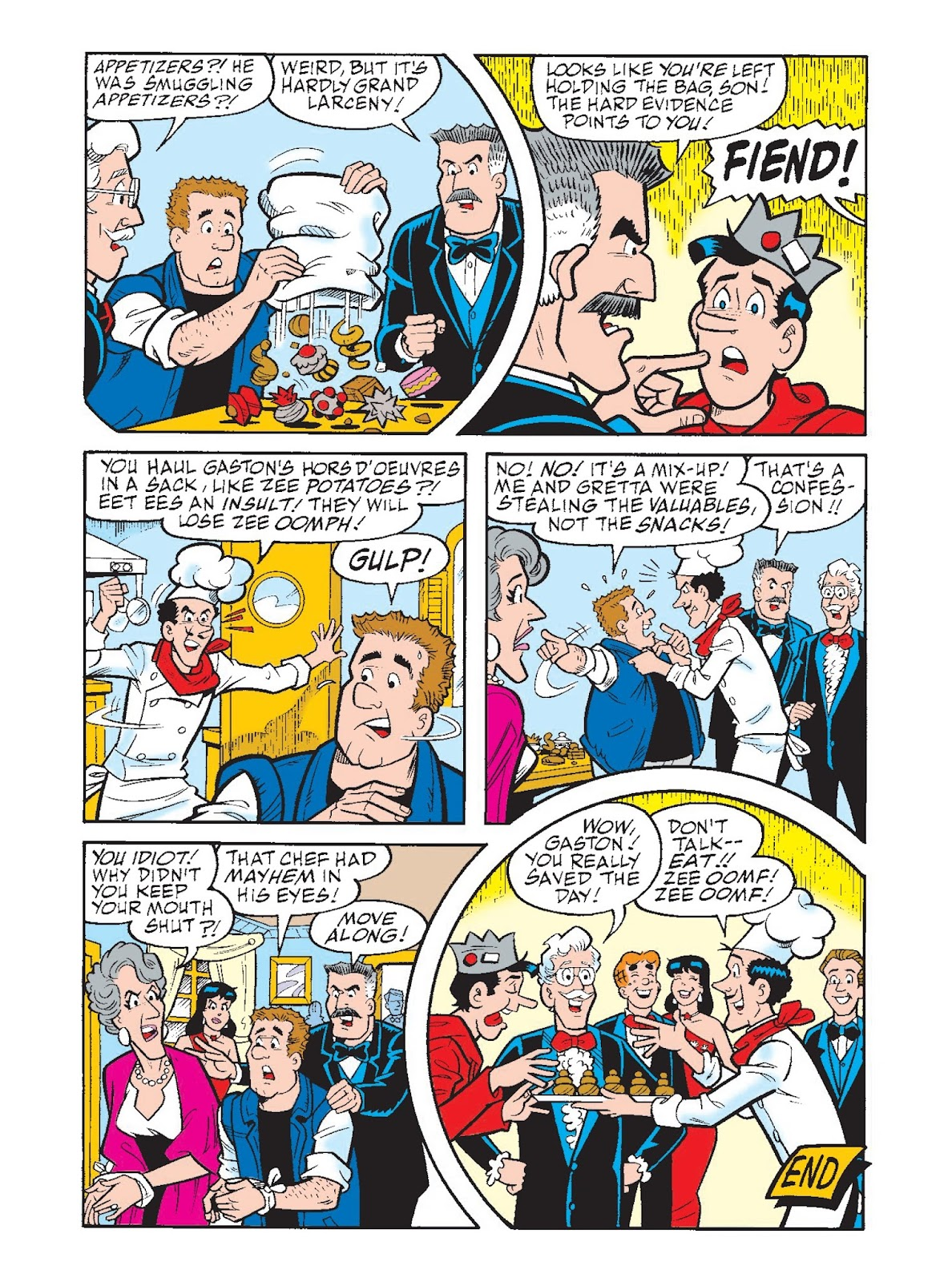 Archie 1000 Page Comics Digest issue TPB_(Part_6) - Page 94