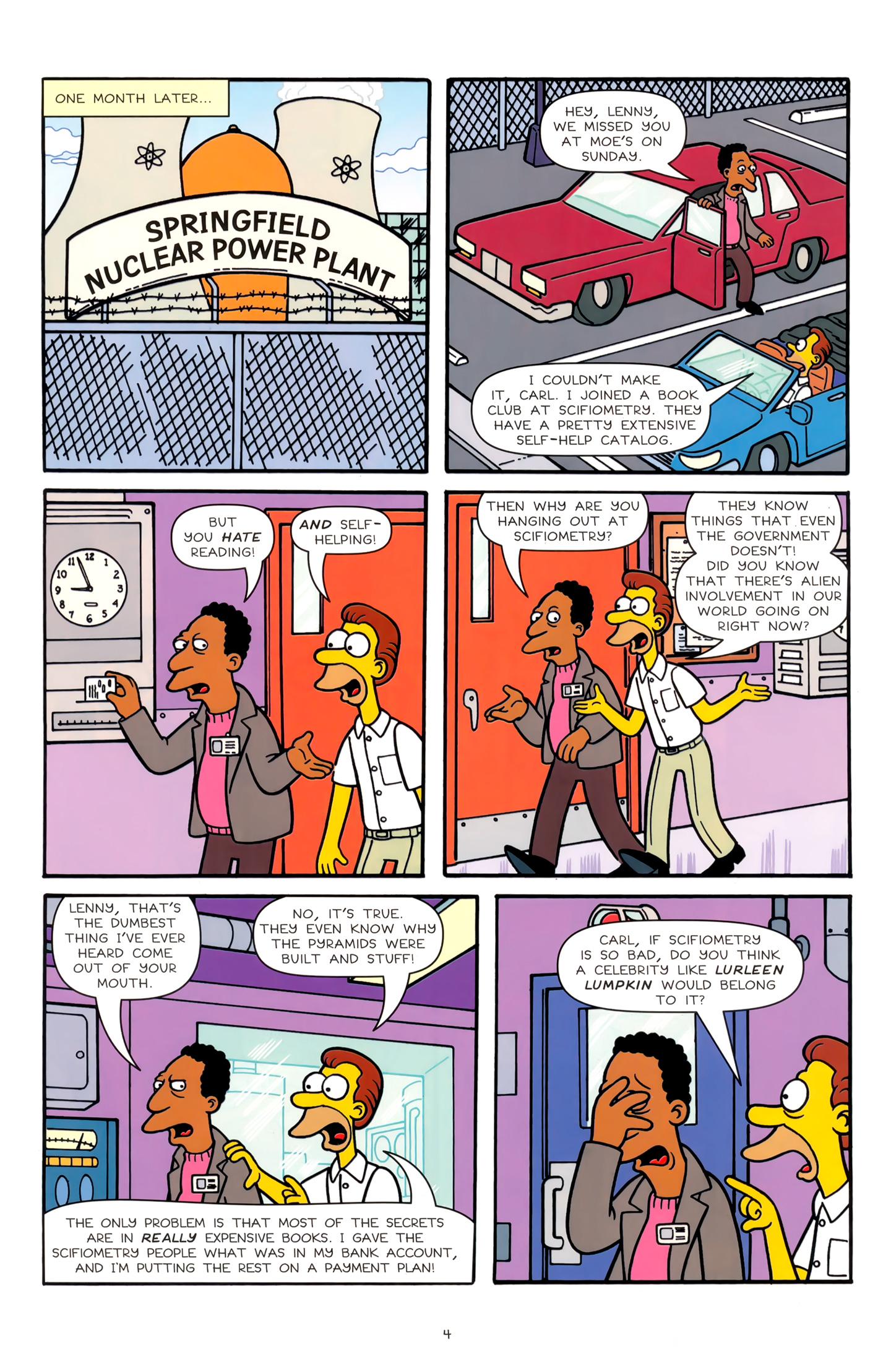 Read online Simpsons Comics comic -  Issue #179 - 5