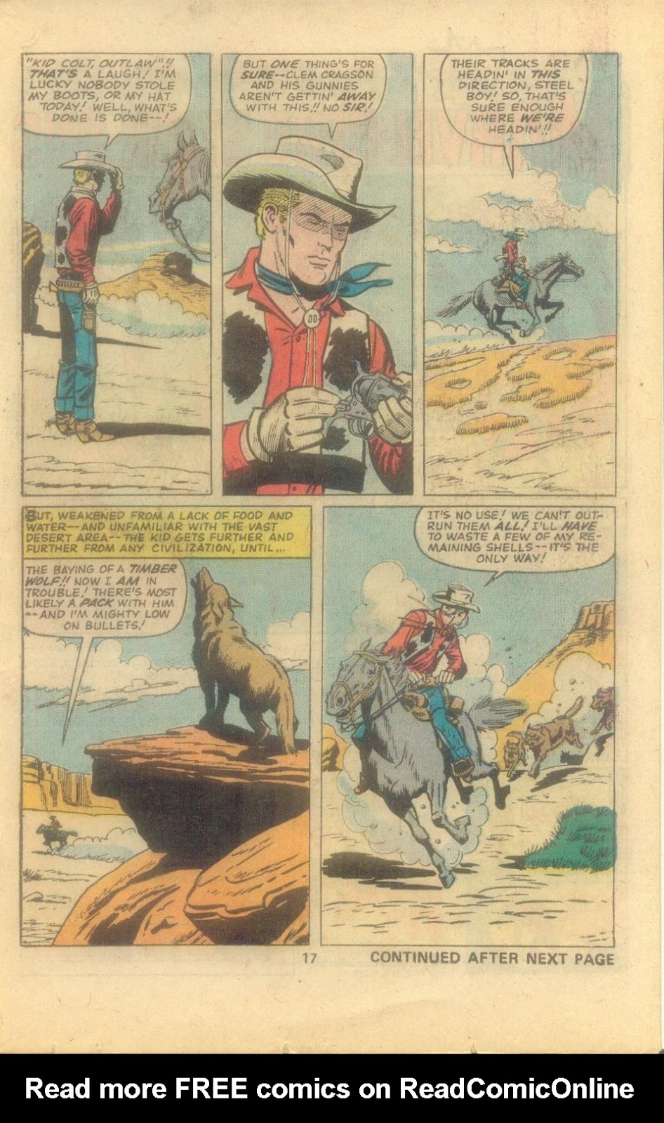 Kid Colt Outlaw issue 194 - Page 19