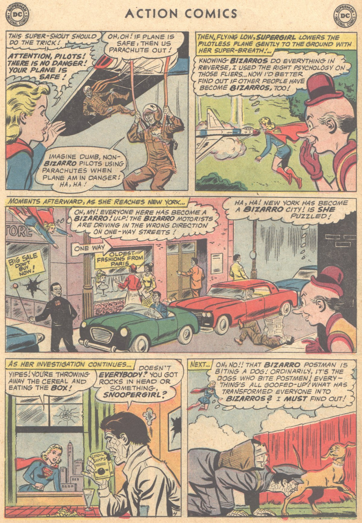 Read online Action Comics (1938) comic -  Issue #291 - 22