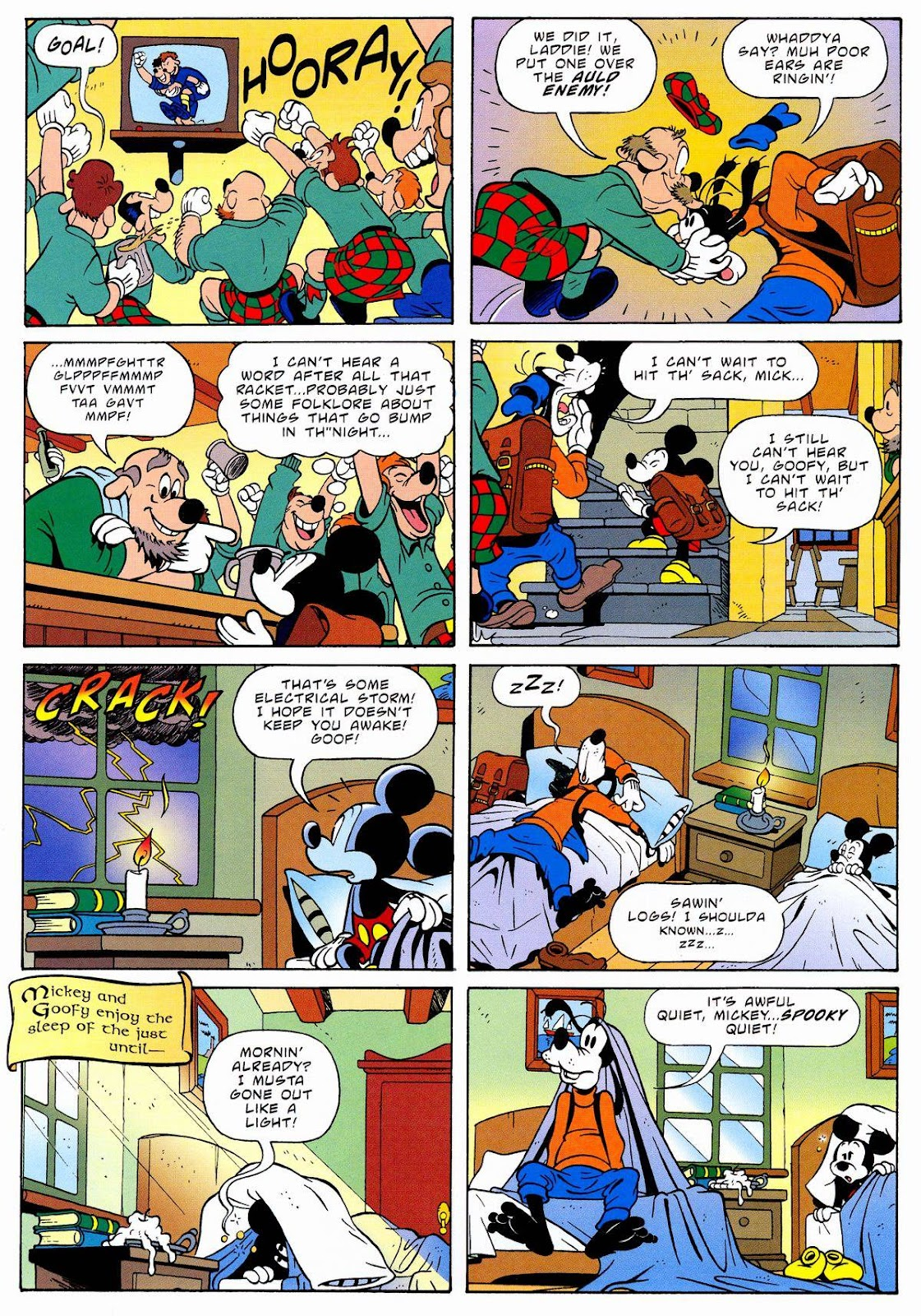Walt Disney's Comics and Stories issue 641 - Page 14