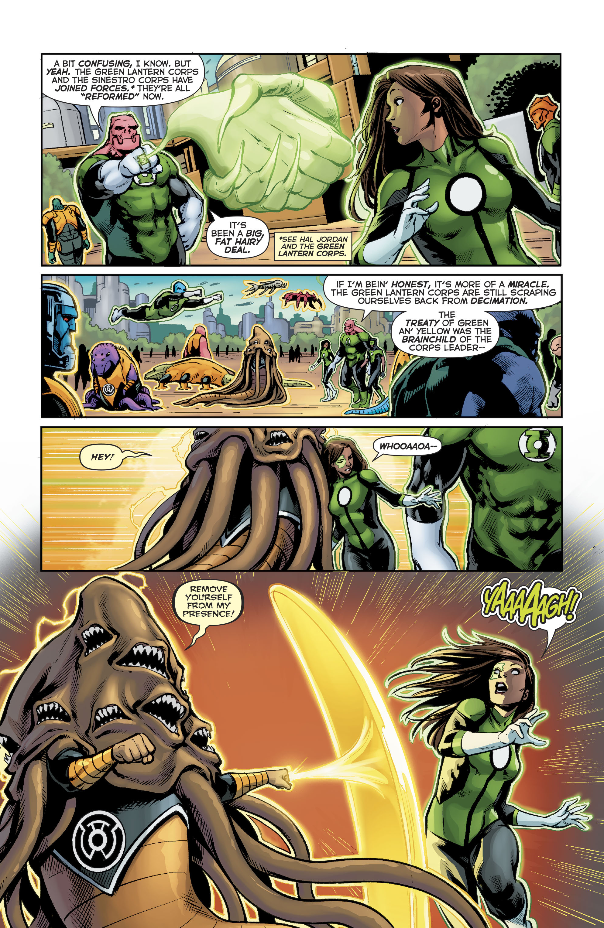 Read online Green Lanterns comic -  Issue #22 - 15