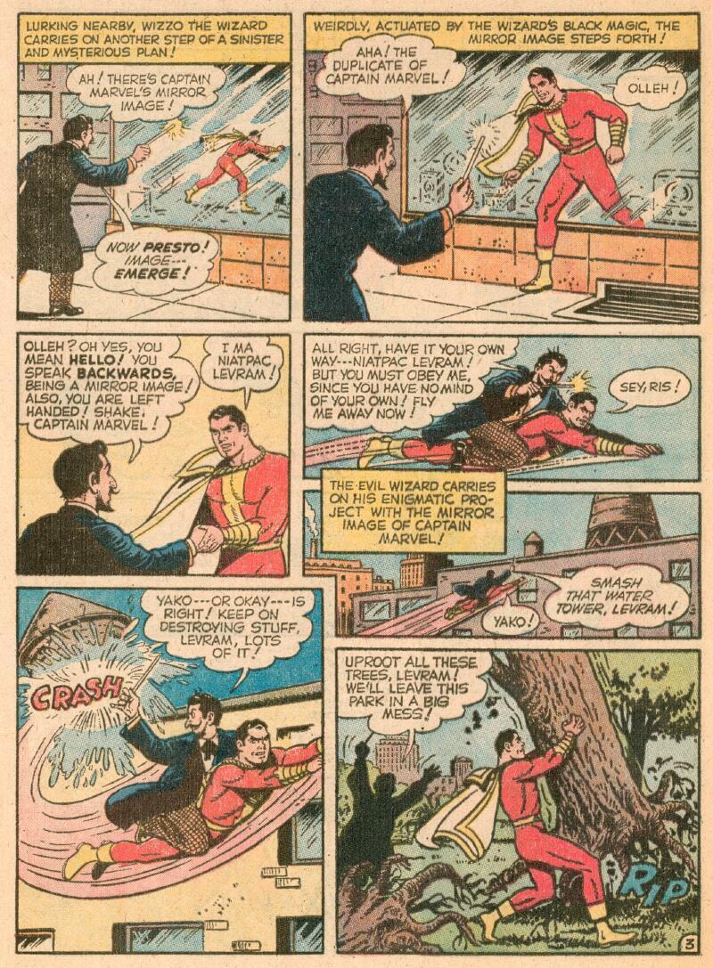 Read online Shazam! (1973) comic -  Issue #2 - 22