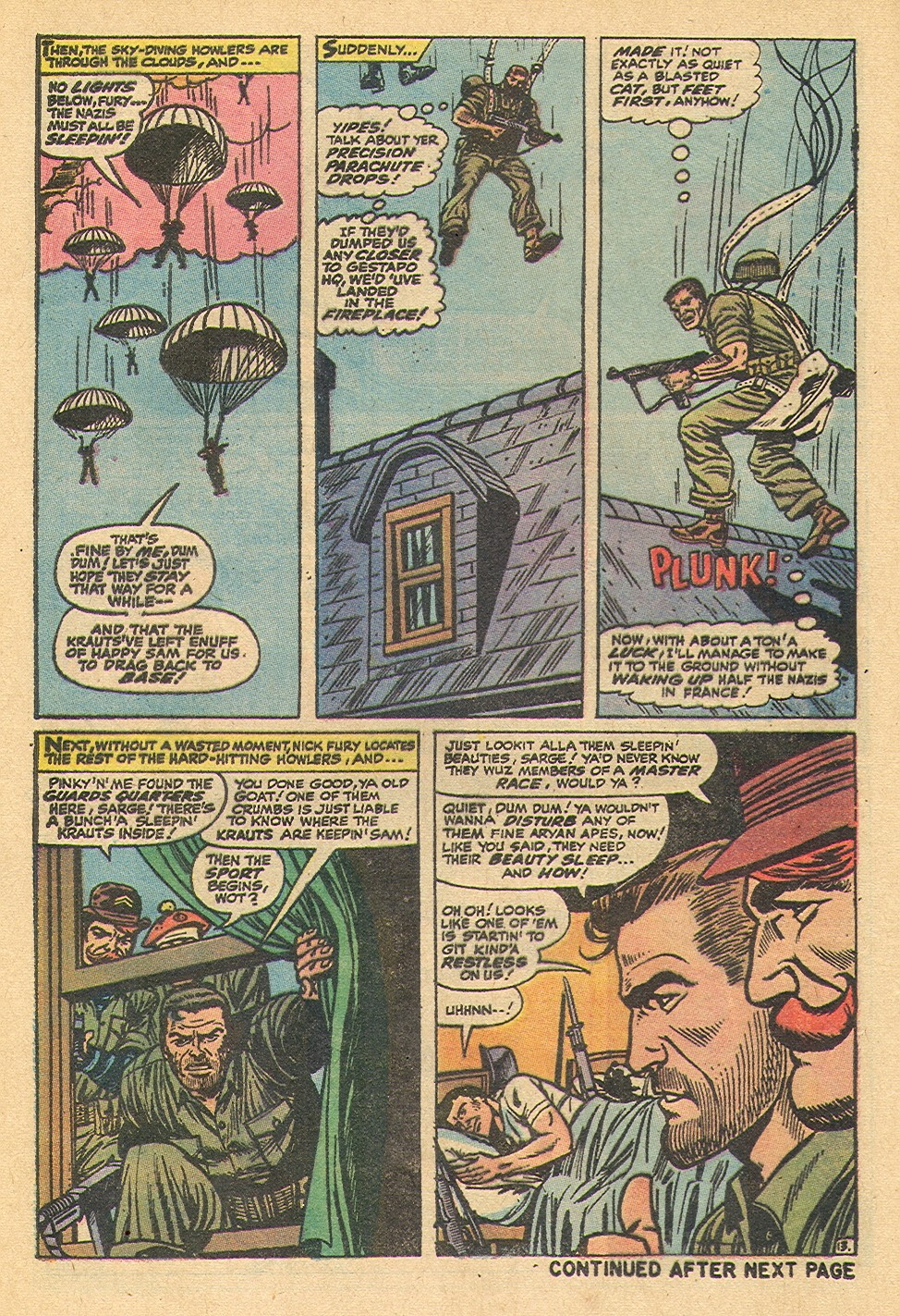 Read online Sgt. Fury comic -  Issue #92 - 38