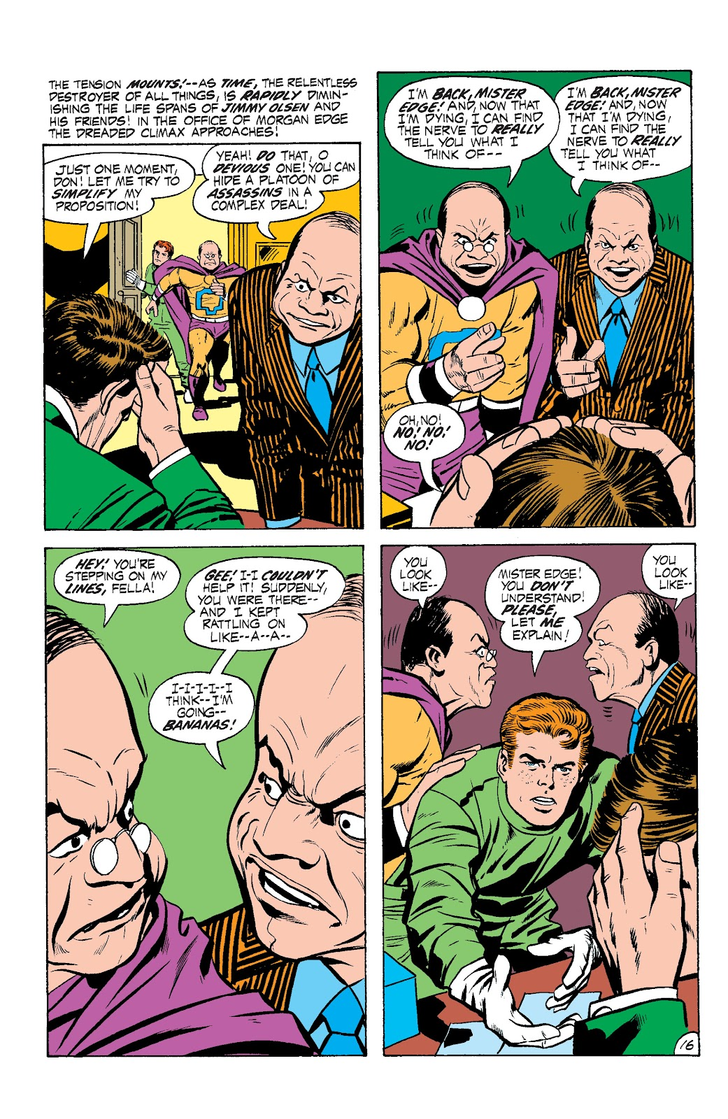Read online Superman's Pal, Jimmy Olsen by Jack Kirby comic -  Issue # TPB (Part 2) - 83