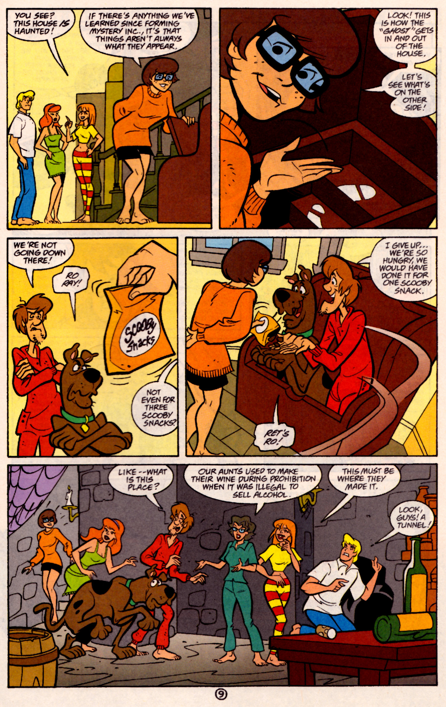 Read online Scooby-Doo (1997) comic -  Issue #31 - 22