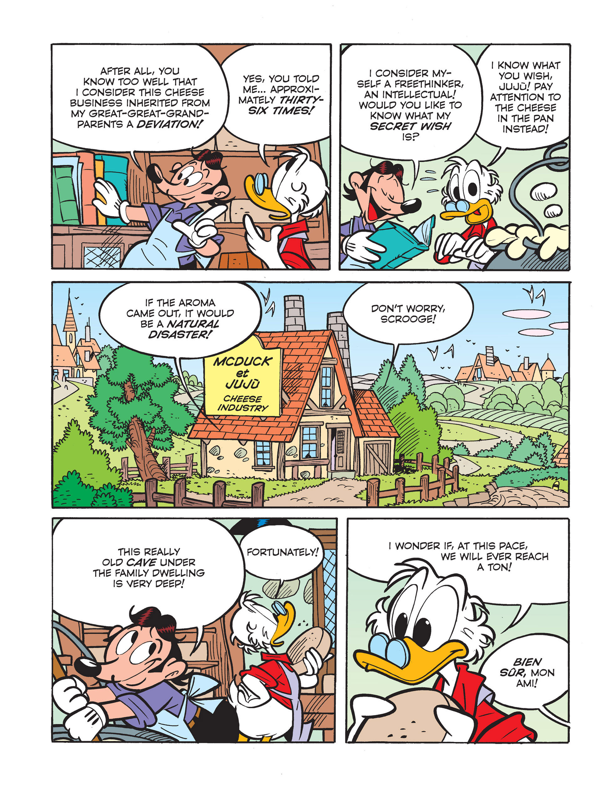 Read online All of Scrooge McDuck's Millions comic -  Issue #6 - 6