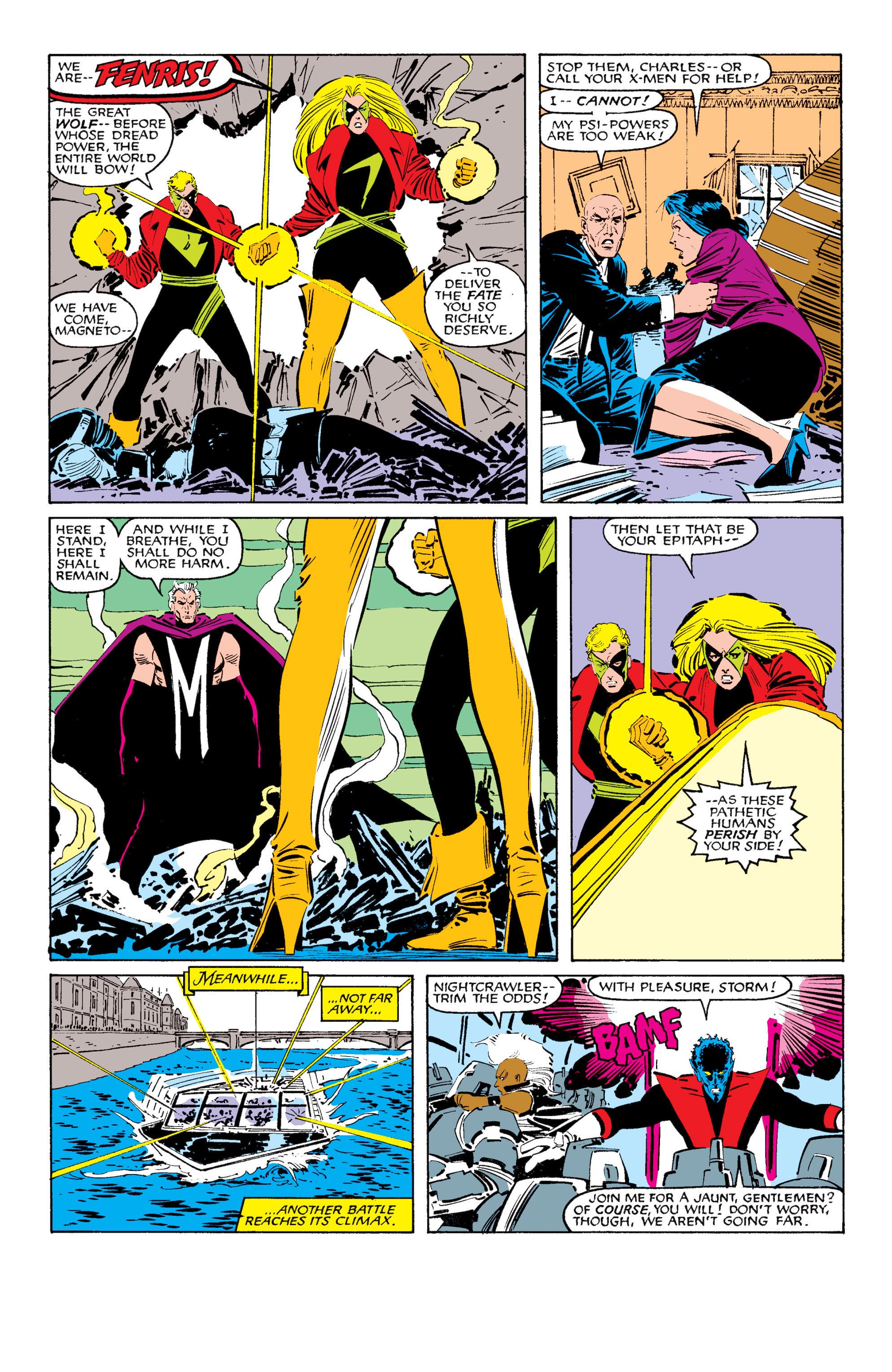 Read online Uncanny X-Men (1963) comic -  Issue #200 - 32