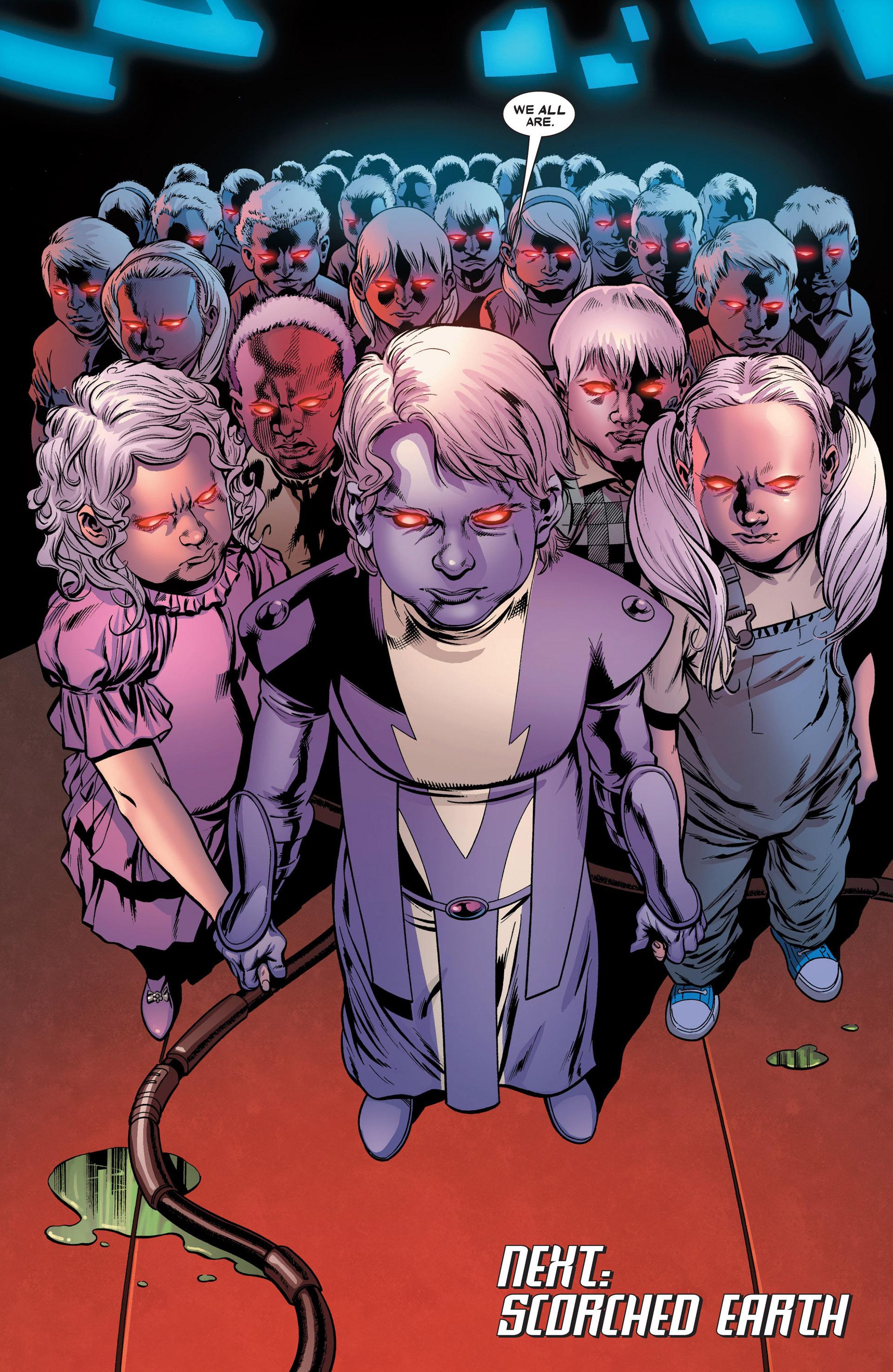 Read online Annihilators: Earthfall comic -  Issue #2 - 21