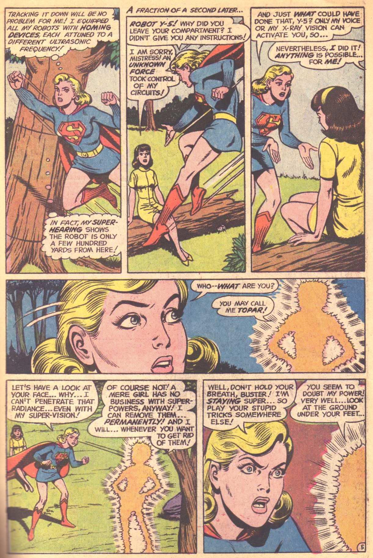 Read online Adventure Comics (1938) comic -  Issue #382 - 7