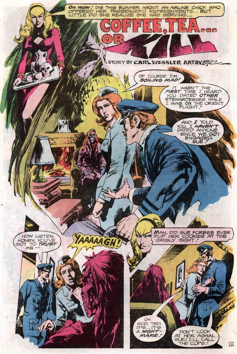 The Witching Hour (1969) issue 72 - Page 3