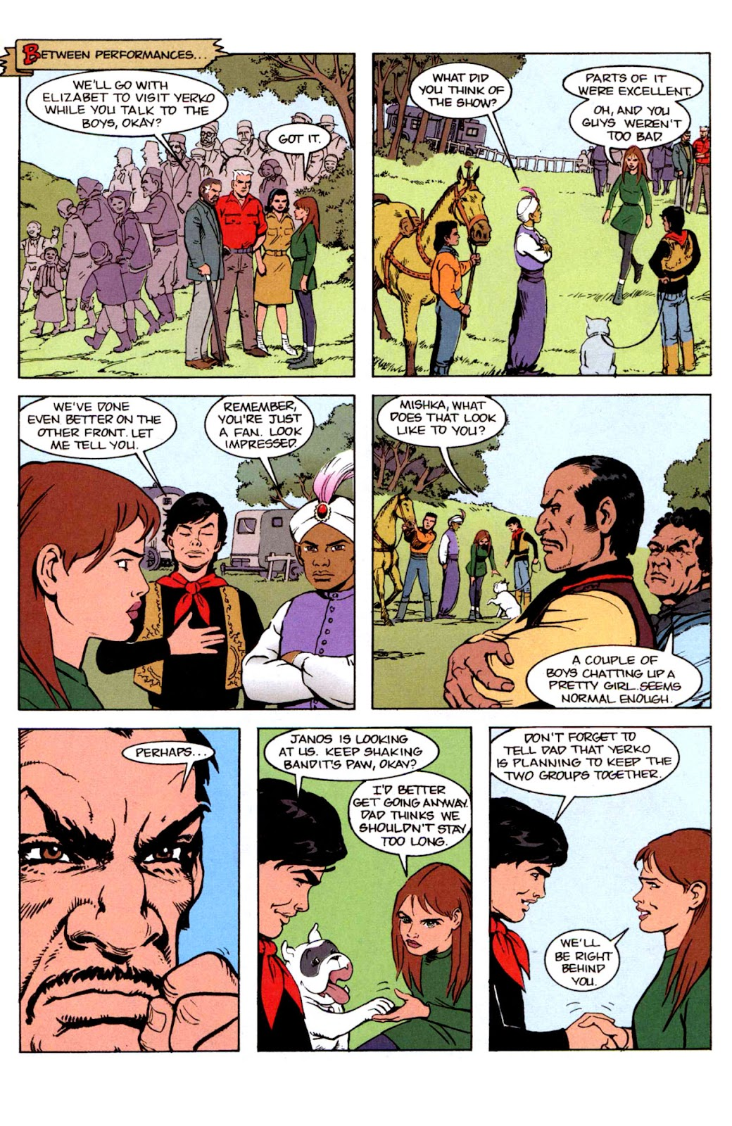 Read online The Real Adventures of Jonny Quest comic -  Issue #2 - 23