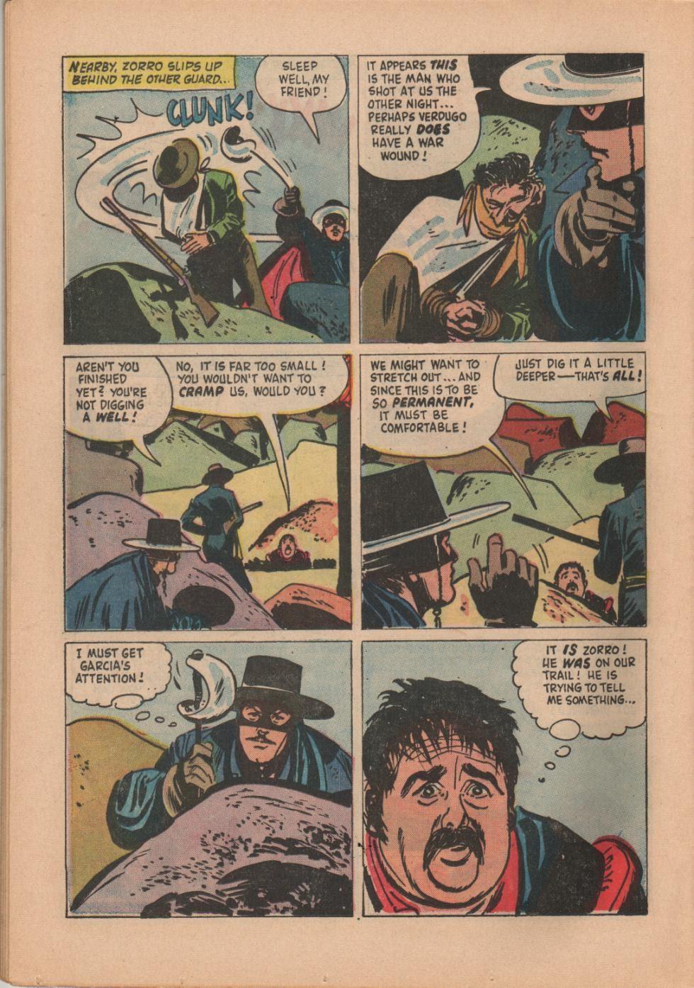 Zorro (1966) issue 5 - Page 24