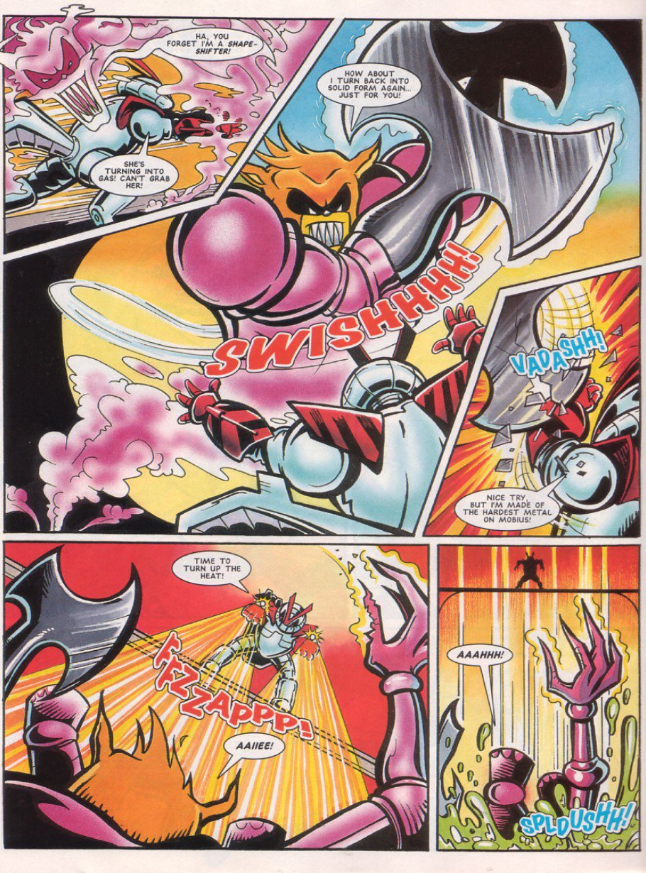 Read online Sonic the Comic comic -  Issue #65 - 25