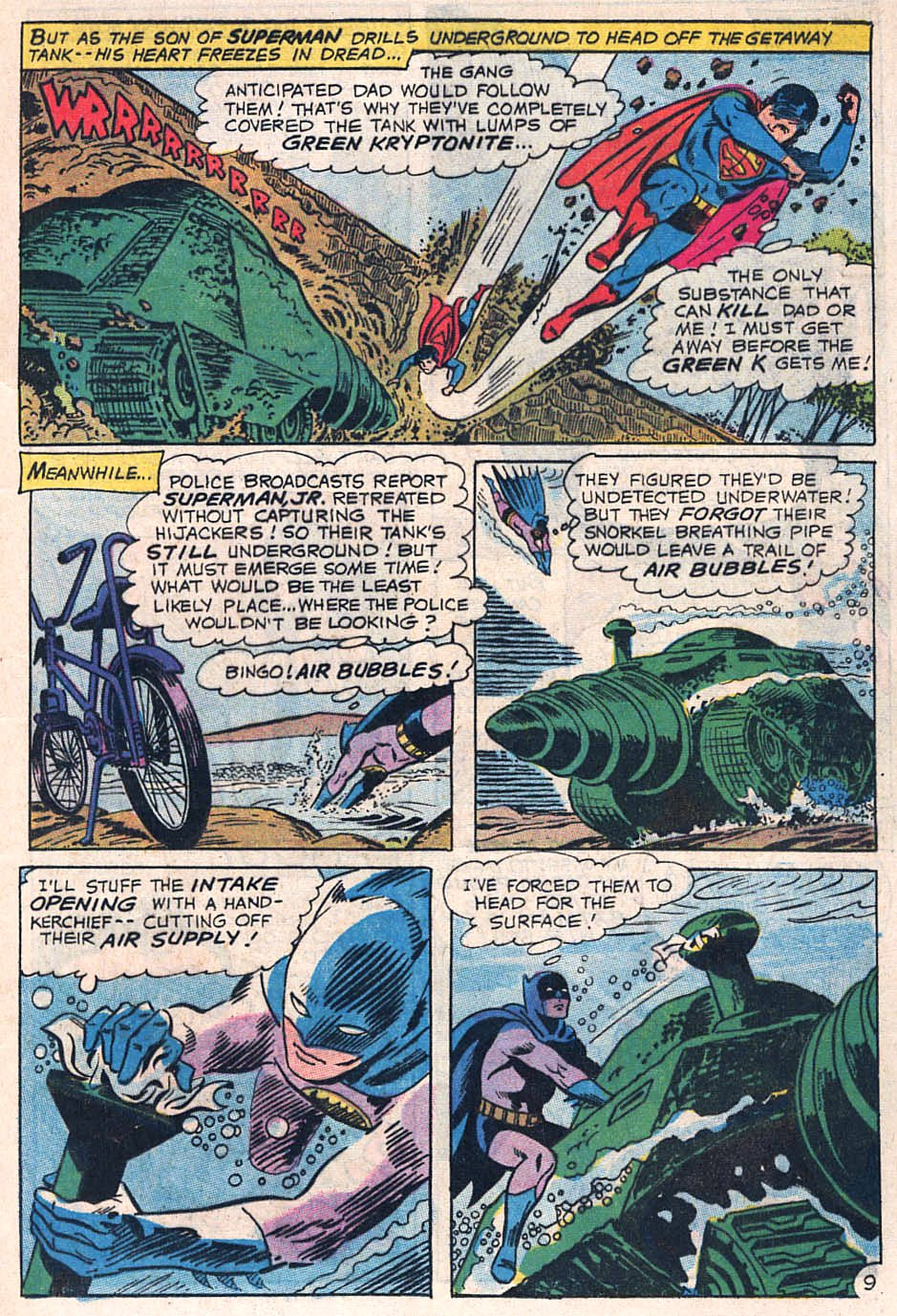 Read online Action Comics (1938) comic -  Issue #391 - 13