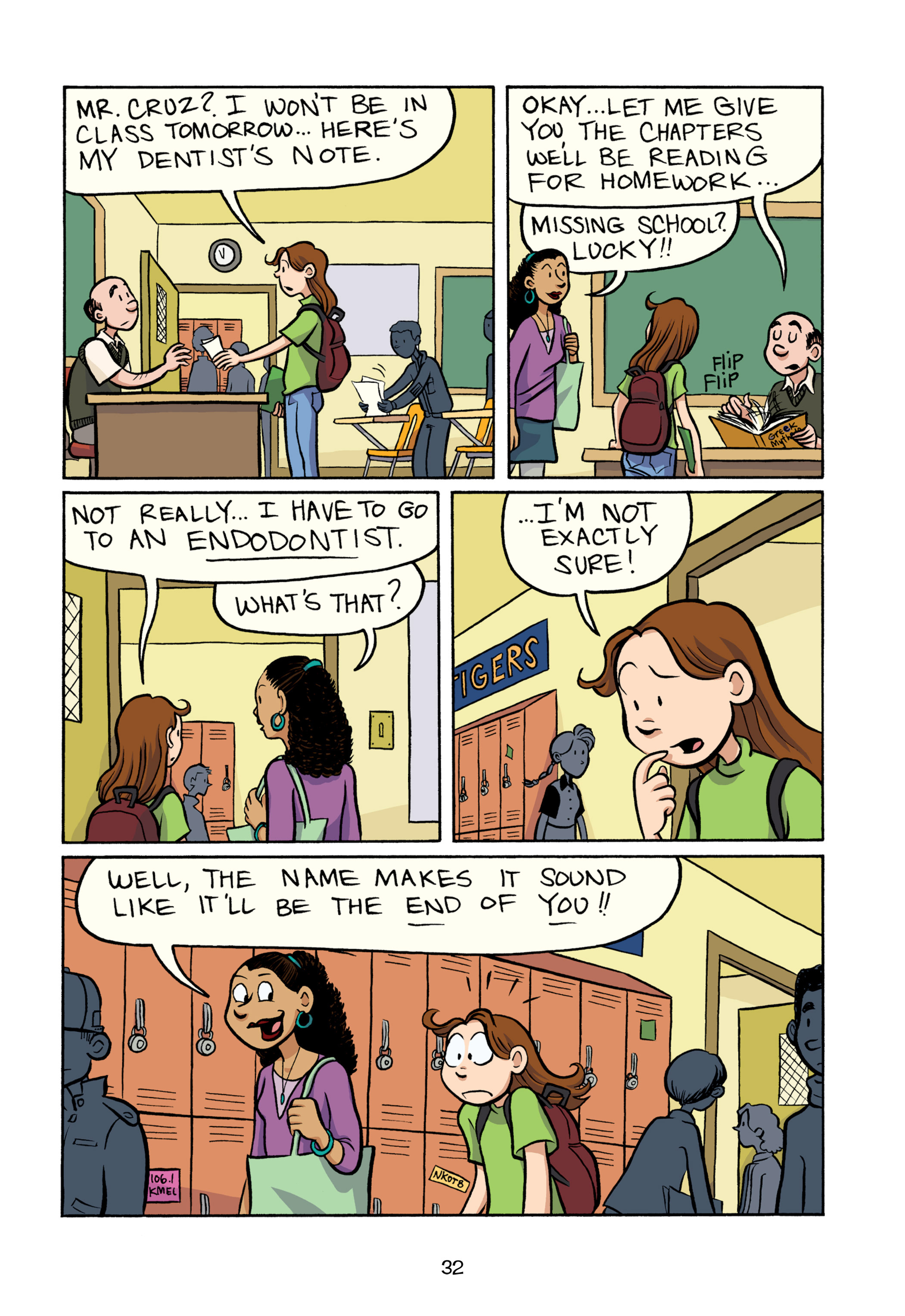 Read online Smile comic -  Issue # TPB - 38