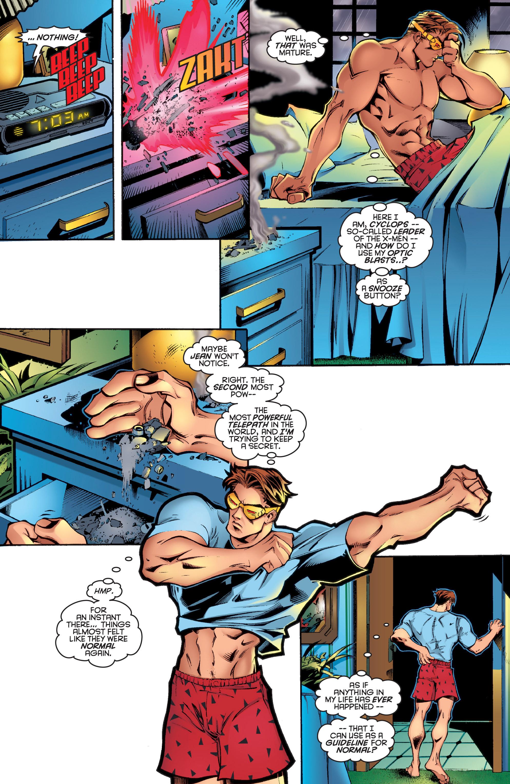 Read online Uncanny X-Men (1963) comic -  Issue #337 - 10