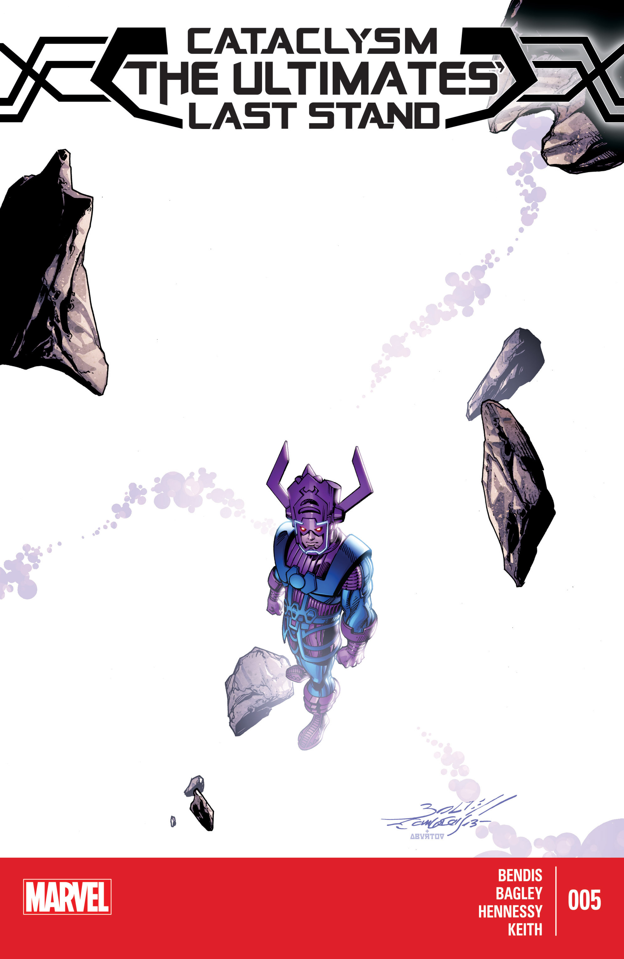 Cataclysm: The Ultimates Last Stand 5 Page 1