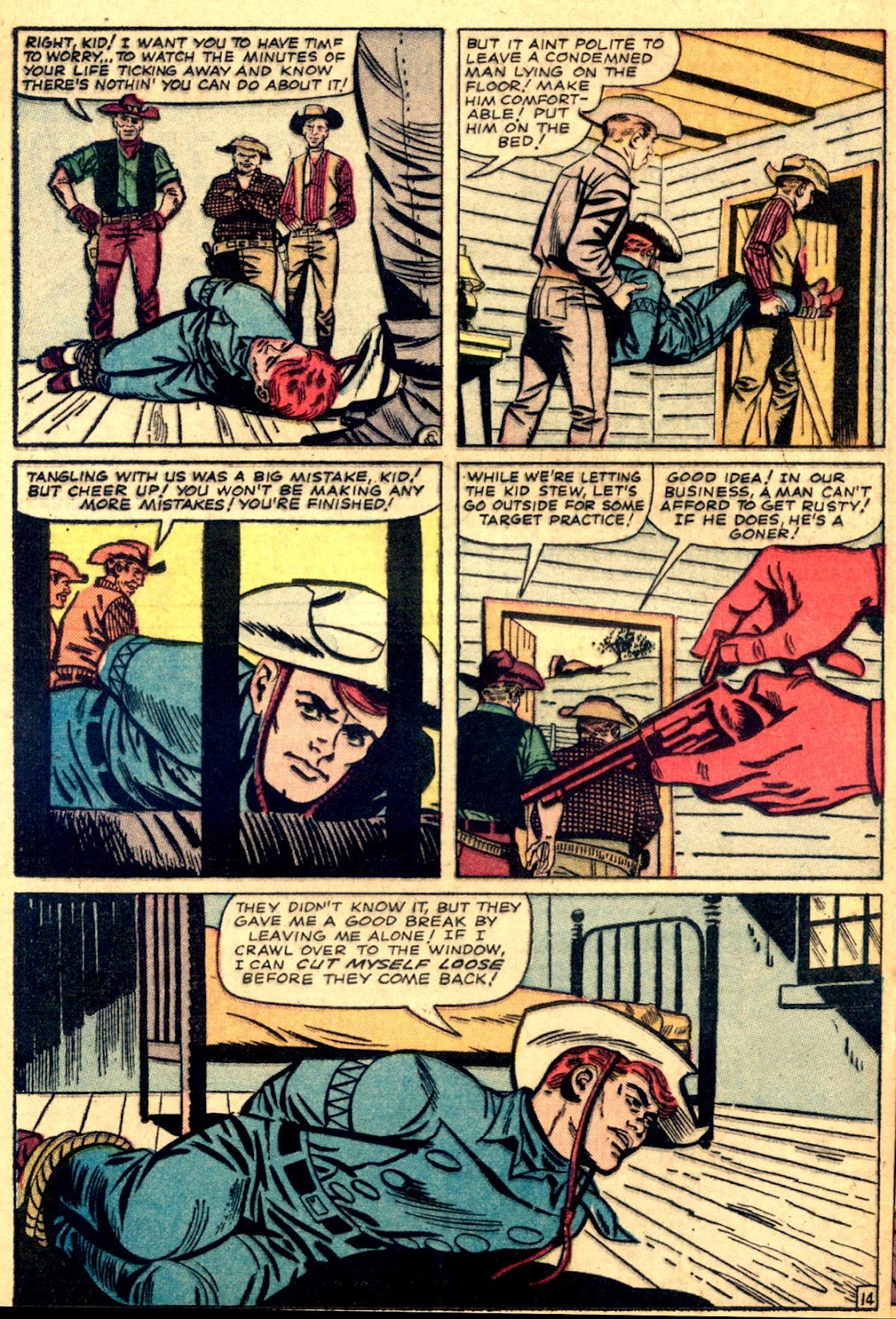 The Rawhide Kid (1955) issue 43 - Page 20