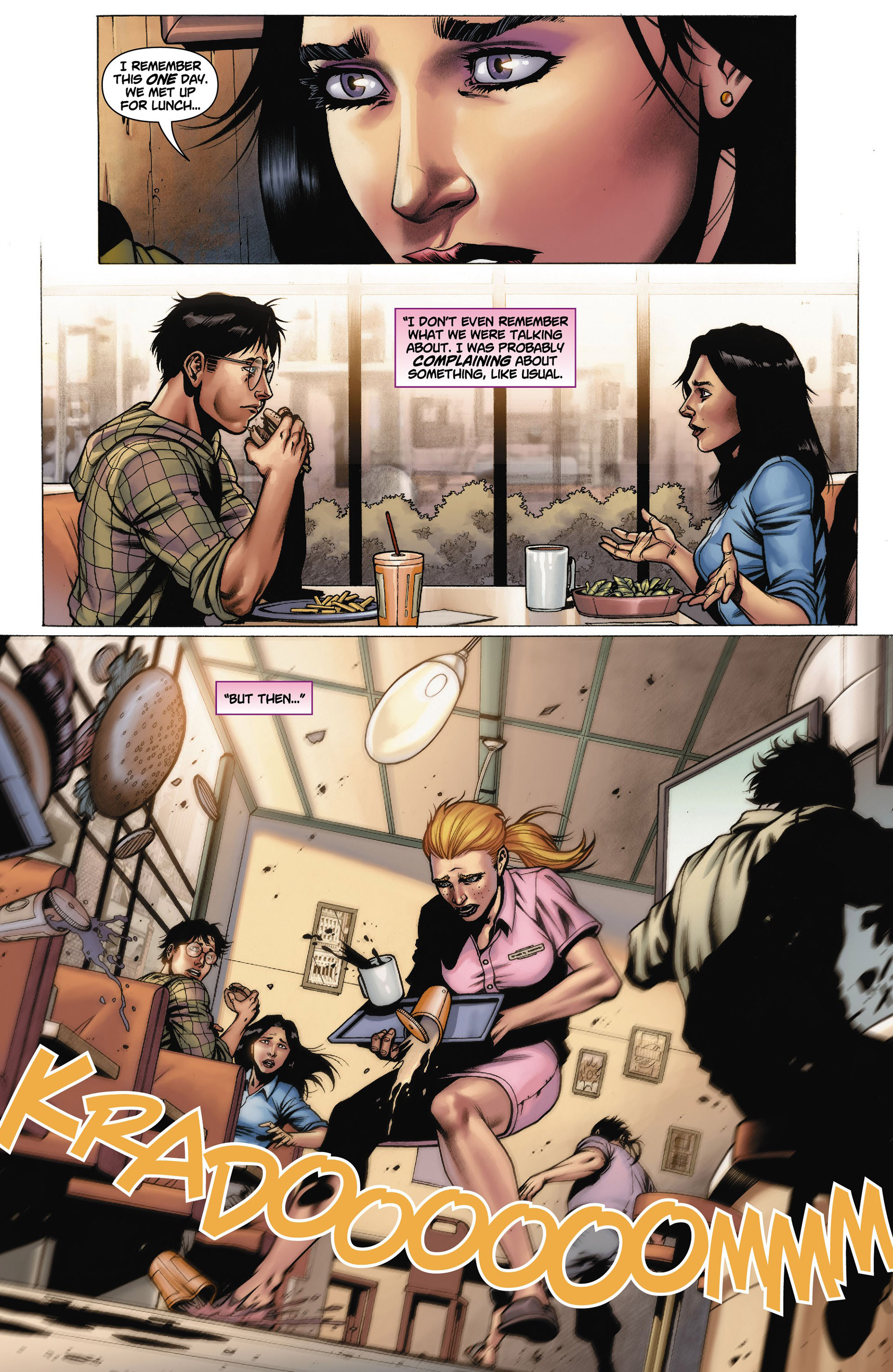 Read online Action Comics (2011) comic -  Issue #10 - 25