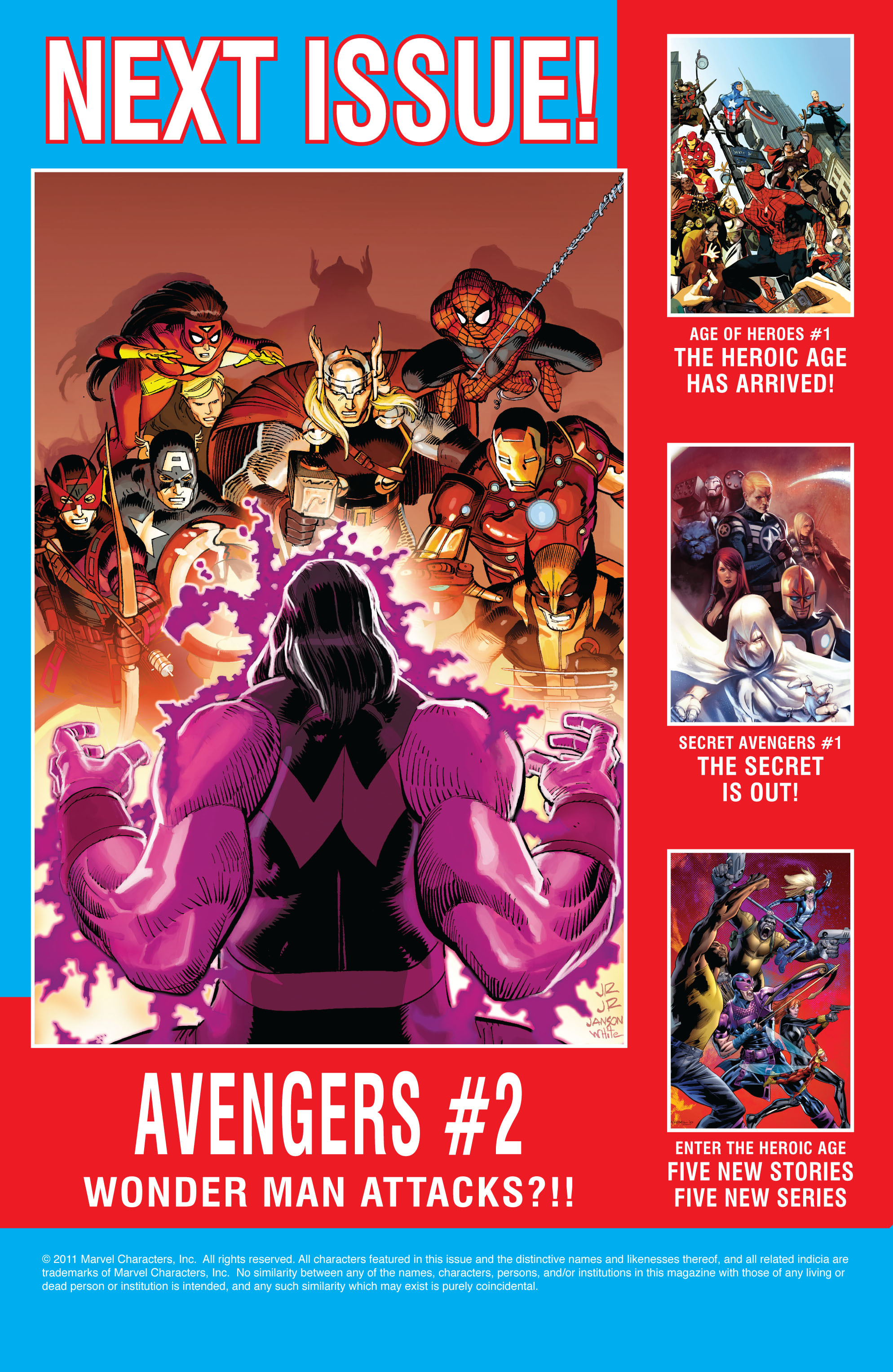 Read online Avengers (2010) comic -  Issue #1 - 31