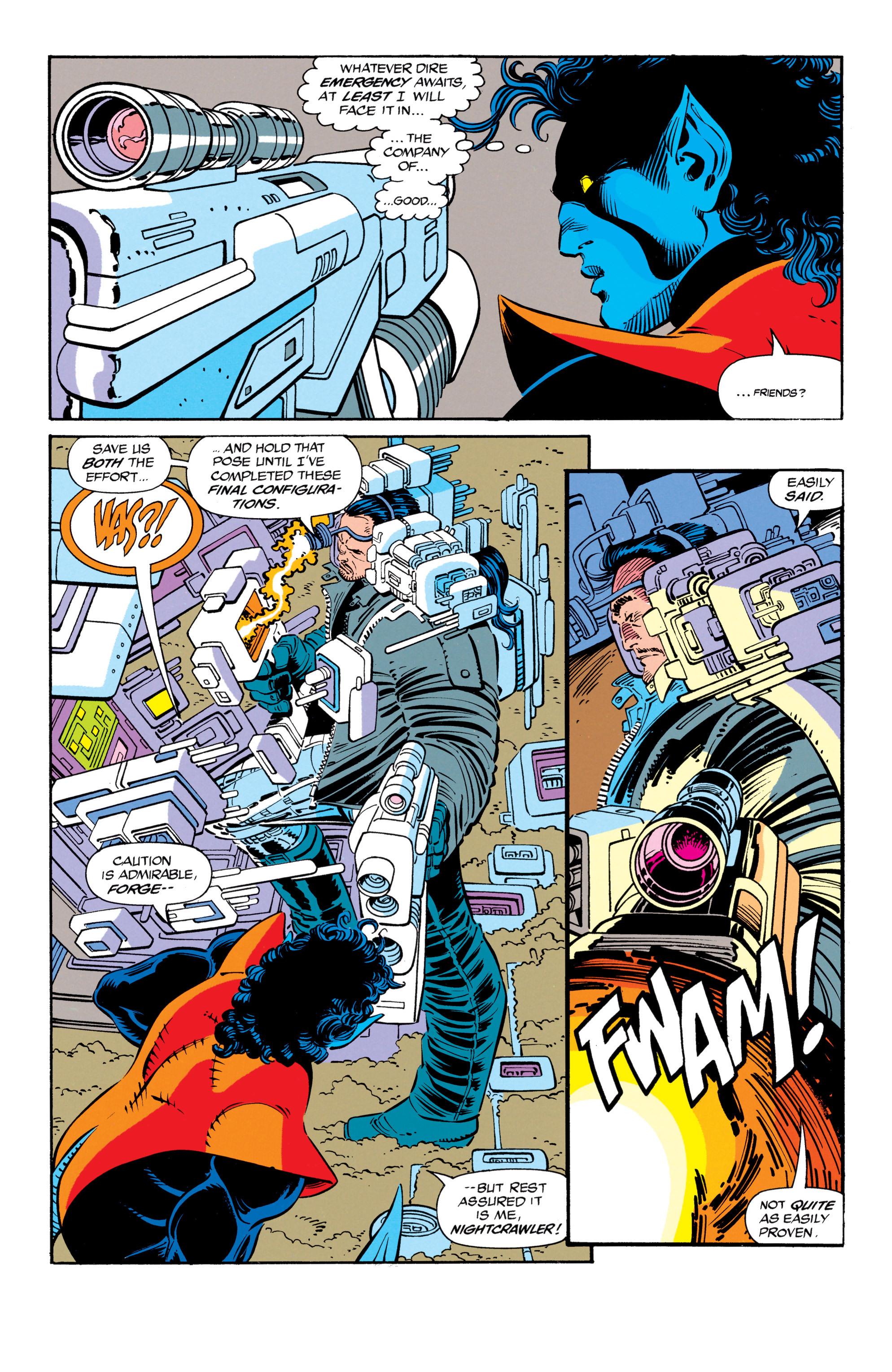 Read online Uncanny X-Men (1963) comic -  Issue #300 - 3