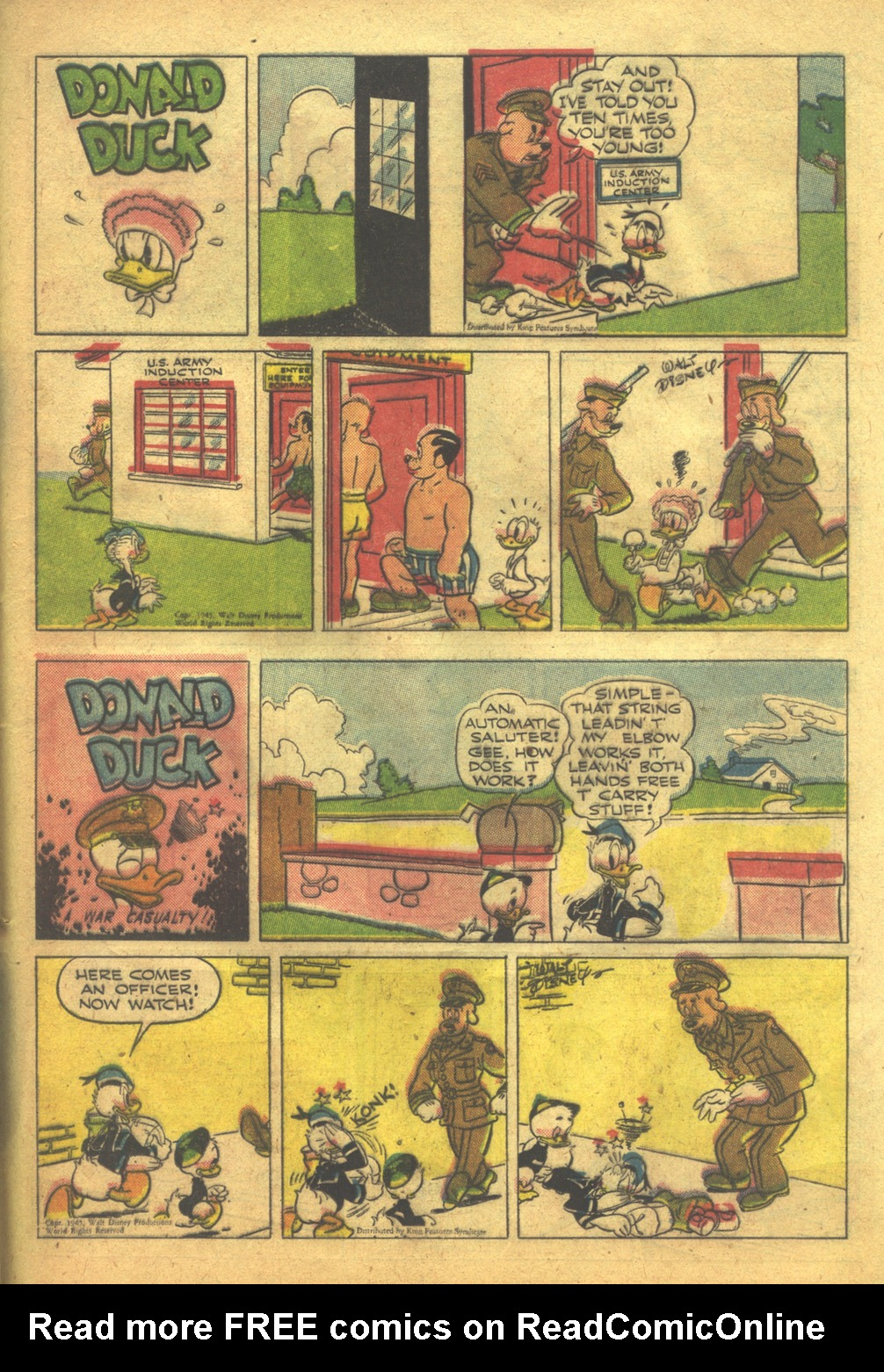 Walt Disney's Comics and Stories issue 62 - Page 37