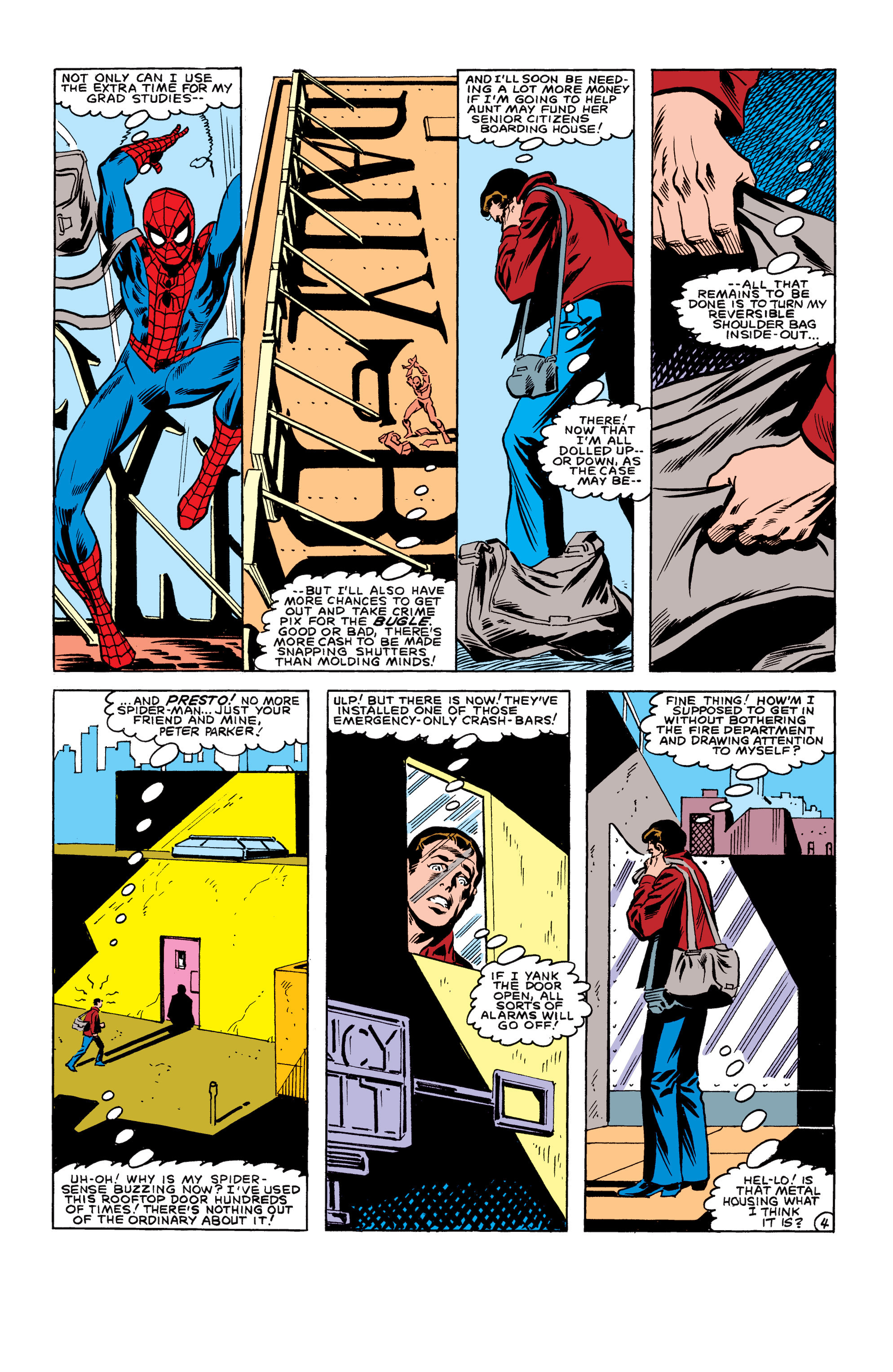 The Amazing Spider-Man (1963) 233 Page 4