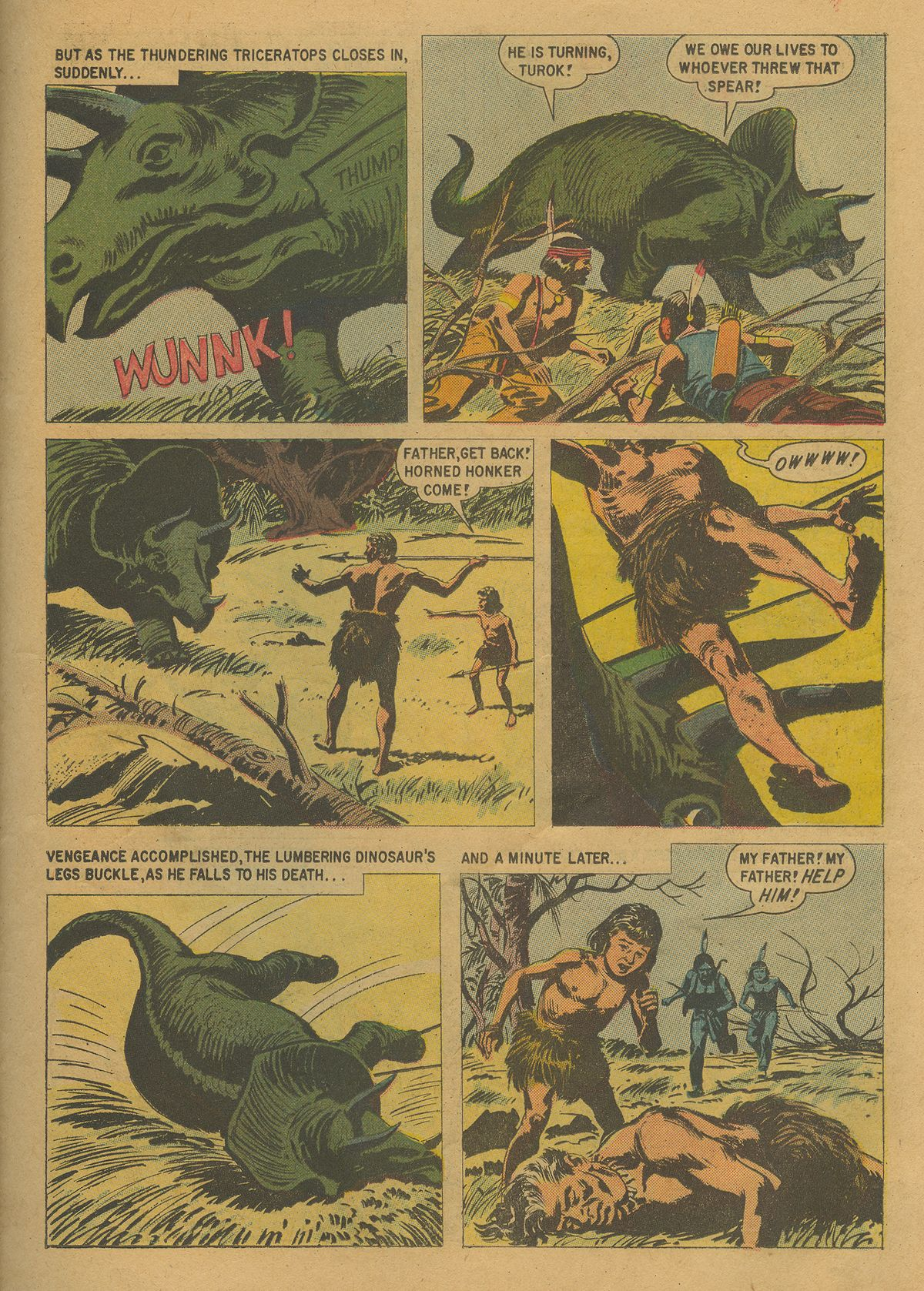 Read online Turok, Son of Stone comic -  Issue #17 - 23
