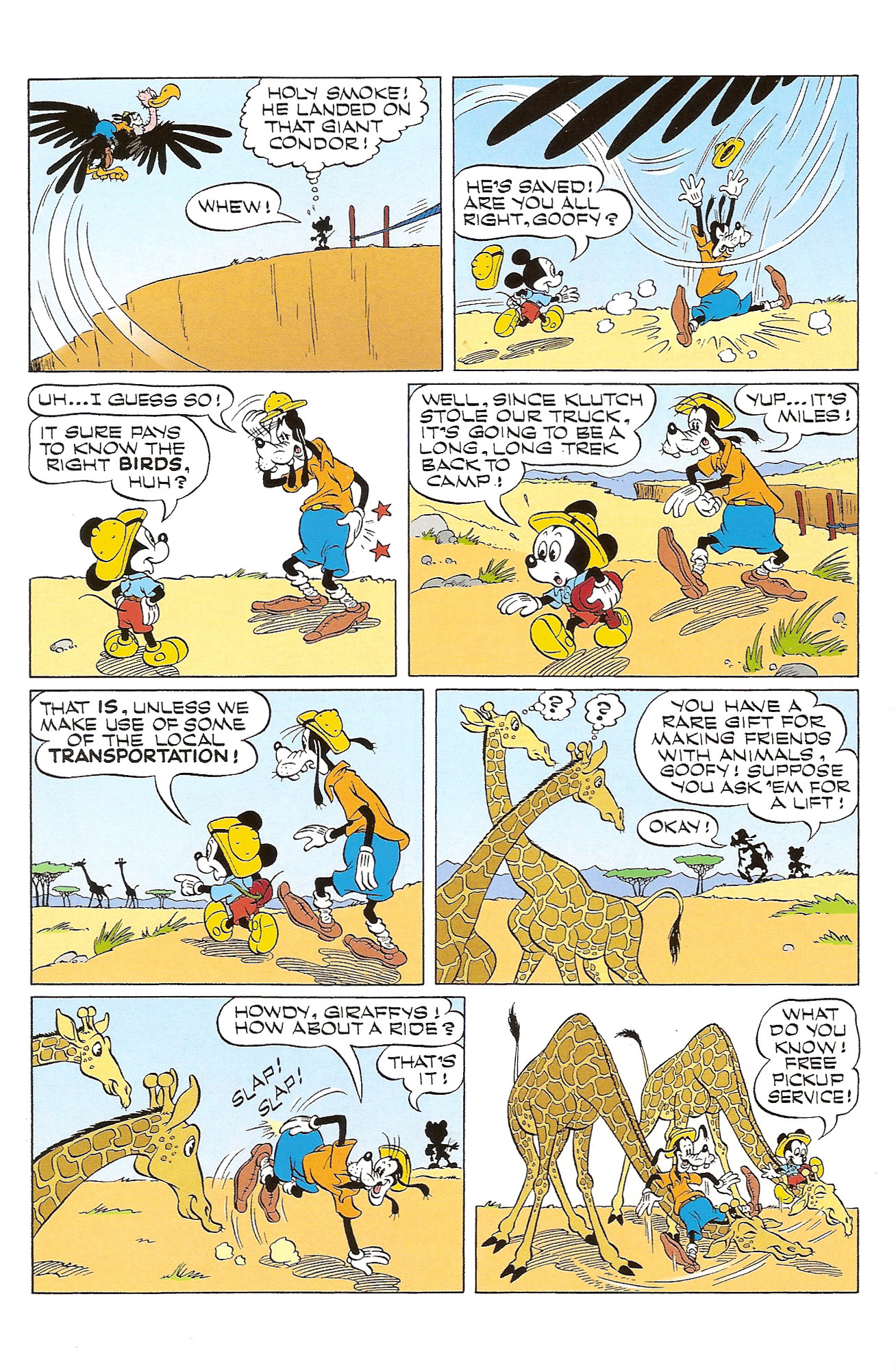 Read online Mickey Mouse (2011) comic -  Issue #305 - 20