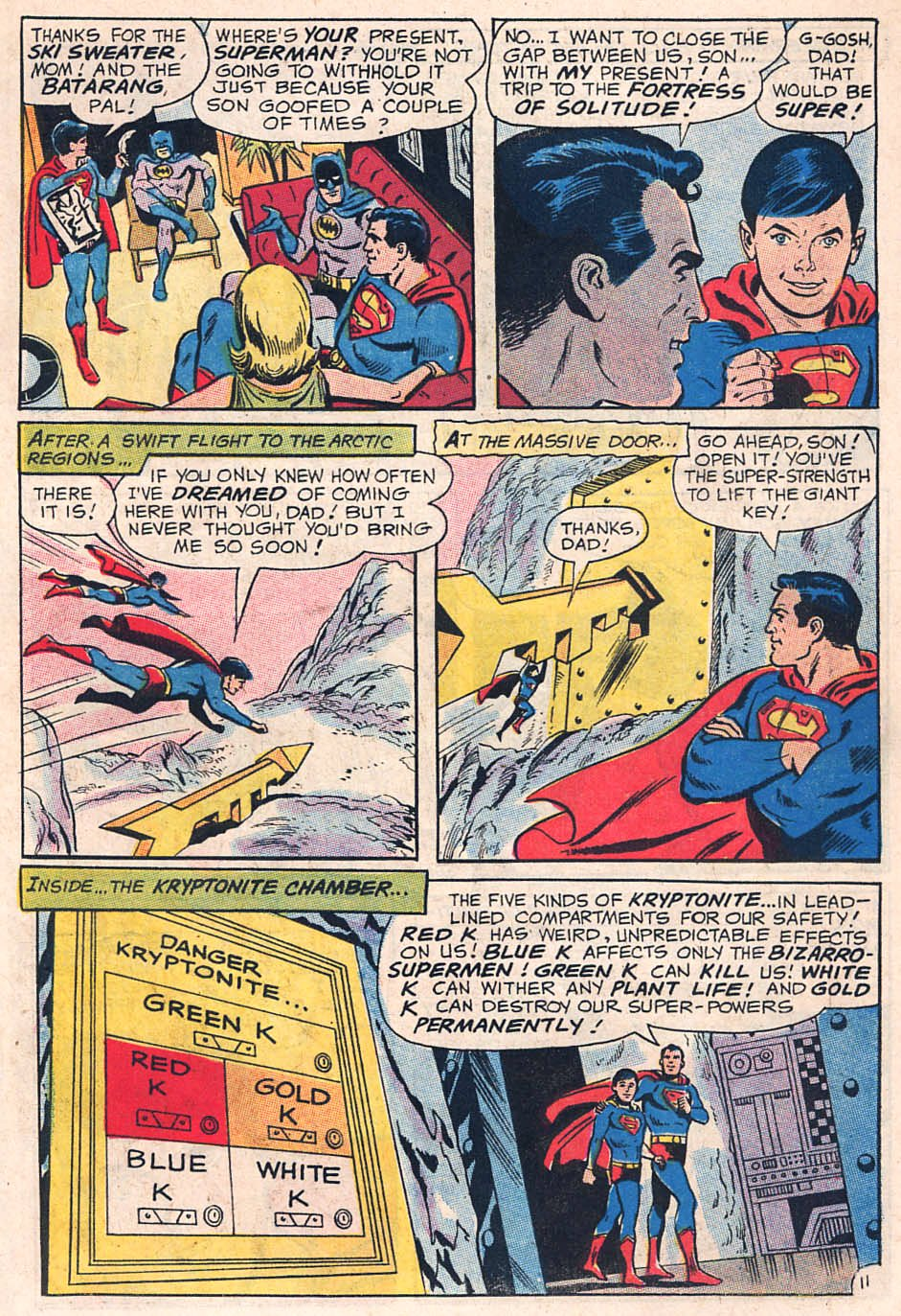 Read online Action Comics (1938) comic -  Issue #391 - 15