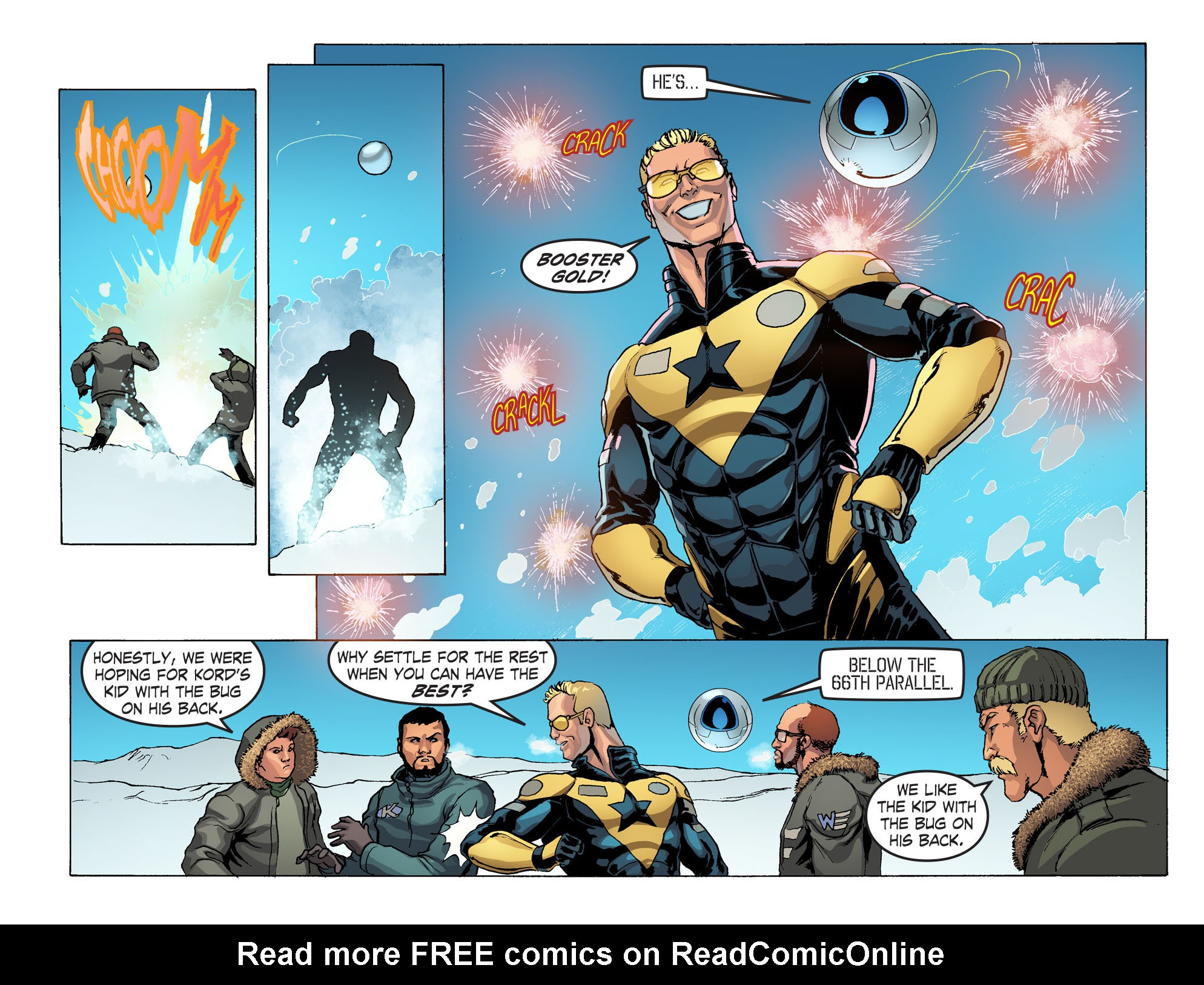Read online Smallville: Season 11 comic -  Issue #42 - 5