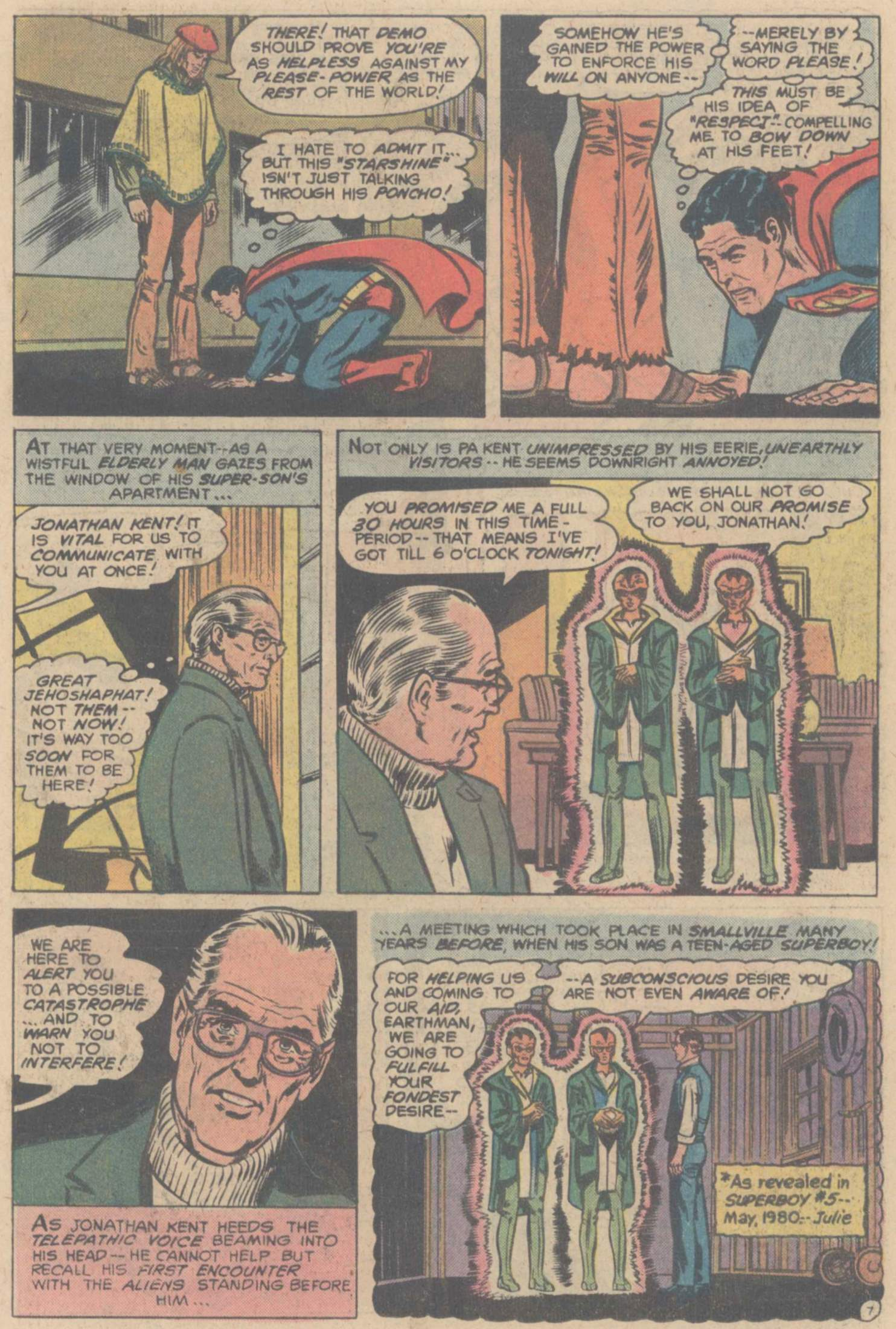 Read online Action Comics (1938) comic -  Issue #508 - 11