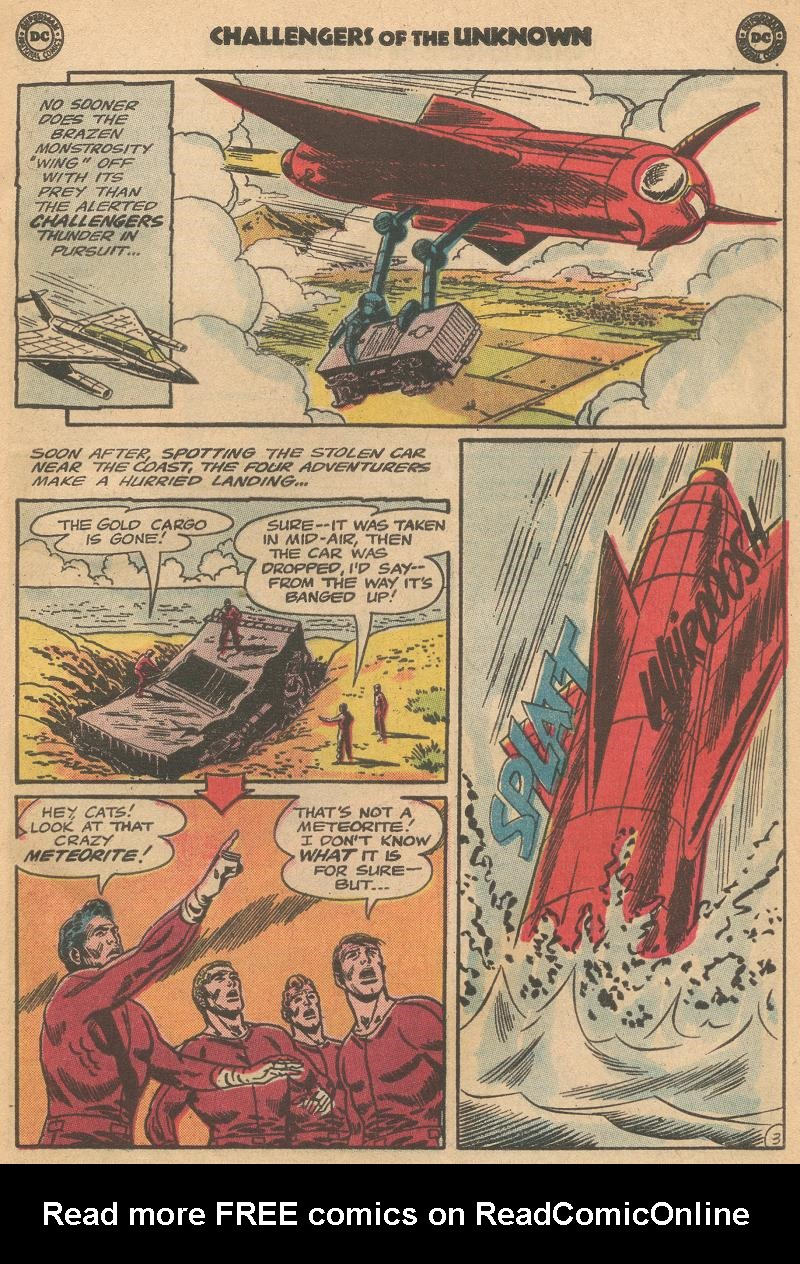 Challengers of the Unknown (1958) issue 40 - Page 5