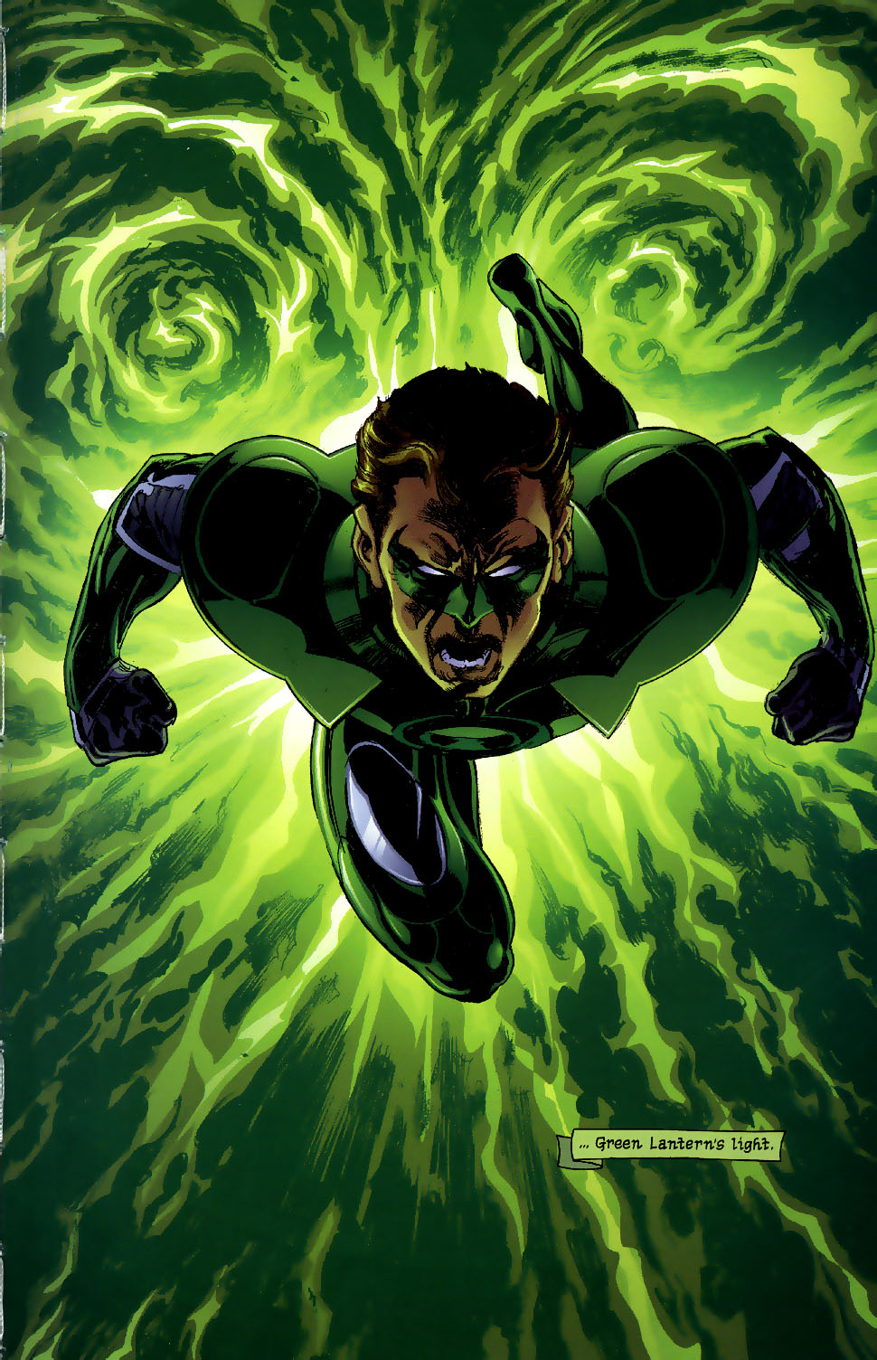 Read online Green Lantern: Legacy: The Last Will and Testament of Hal Jordan comic -  Issue # TPB - 10